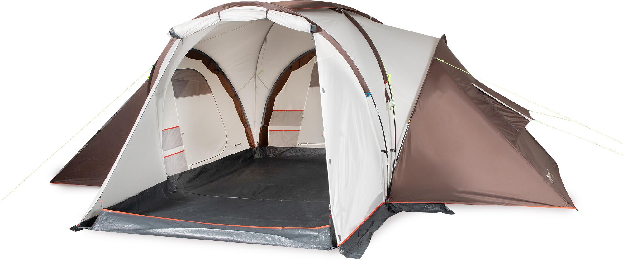 Outventure Палатка 6-местная Outventure Dalen 6 outventure палатка 5 местная outventure camper 3 2