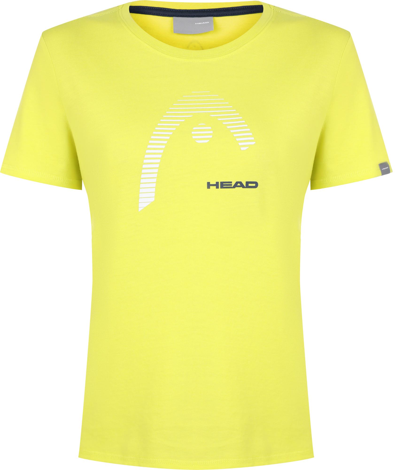 цена на Head Футболка женская Head Club Lara, размер 46-48