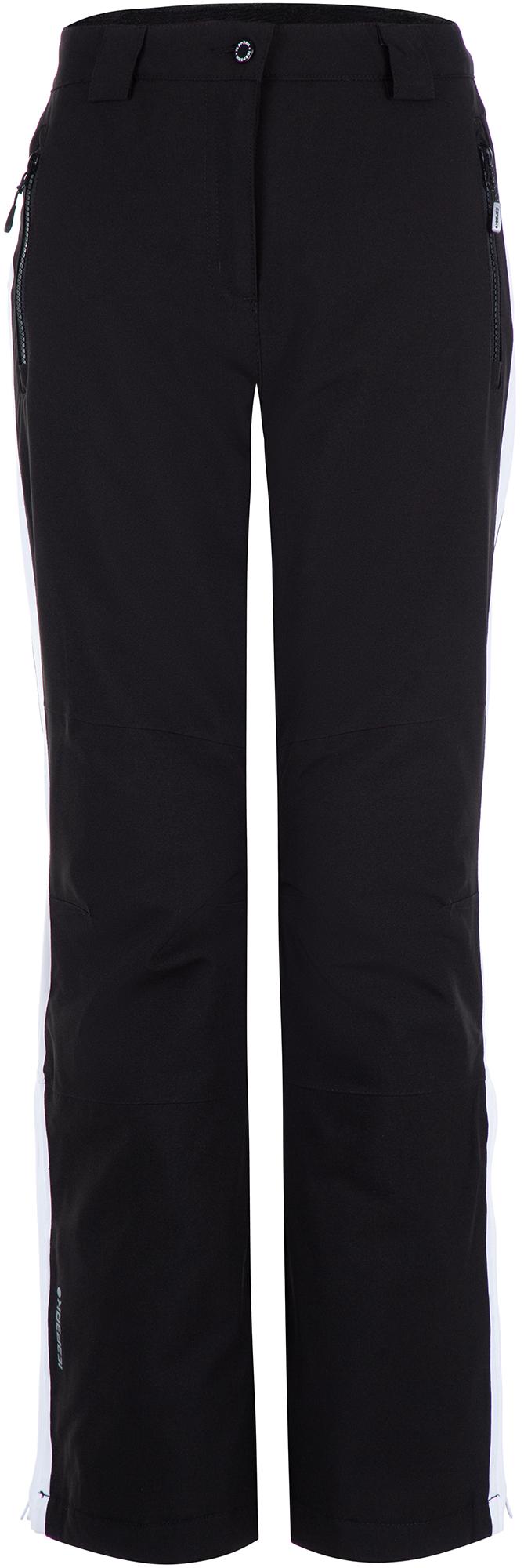 IcePeak Брюки утепленные для девочек IcePeak Lacon, размер 164 костюм куртка брюки для девочек icepeak 452002654iv цвет фиолетовый р 164 100%полиэстер 740