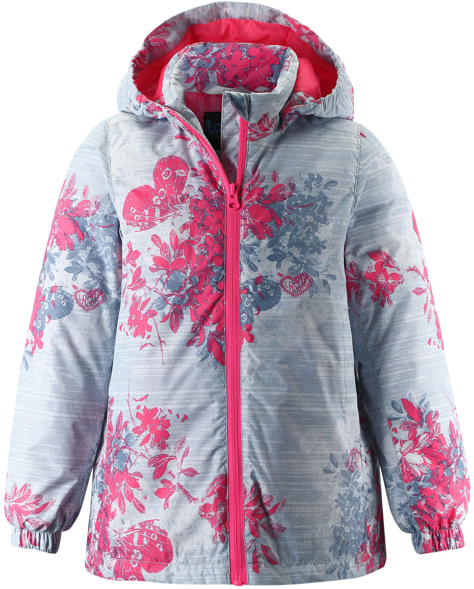 цена на Lassie Куртка утепленная для девочек LASSIE Veela, размер 134