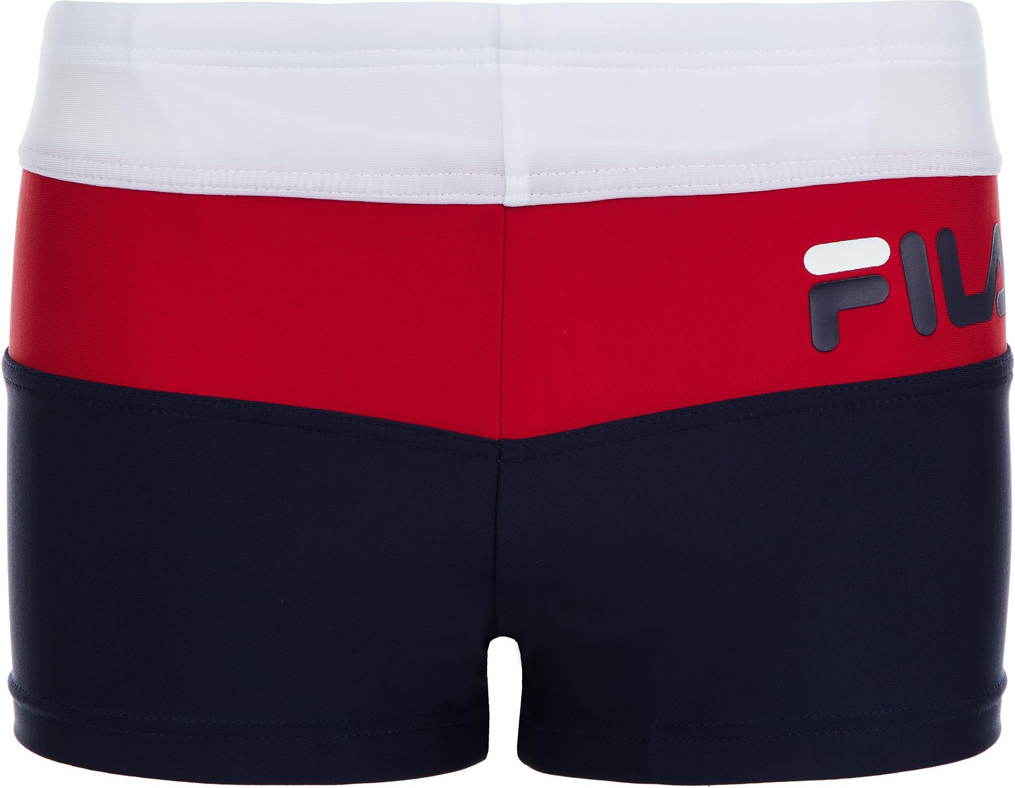 все цены на Fila Плавки-шорты для мальчиков Fila, размер 164 онлайн