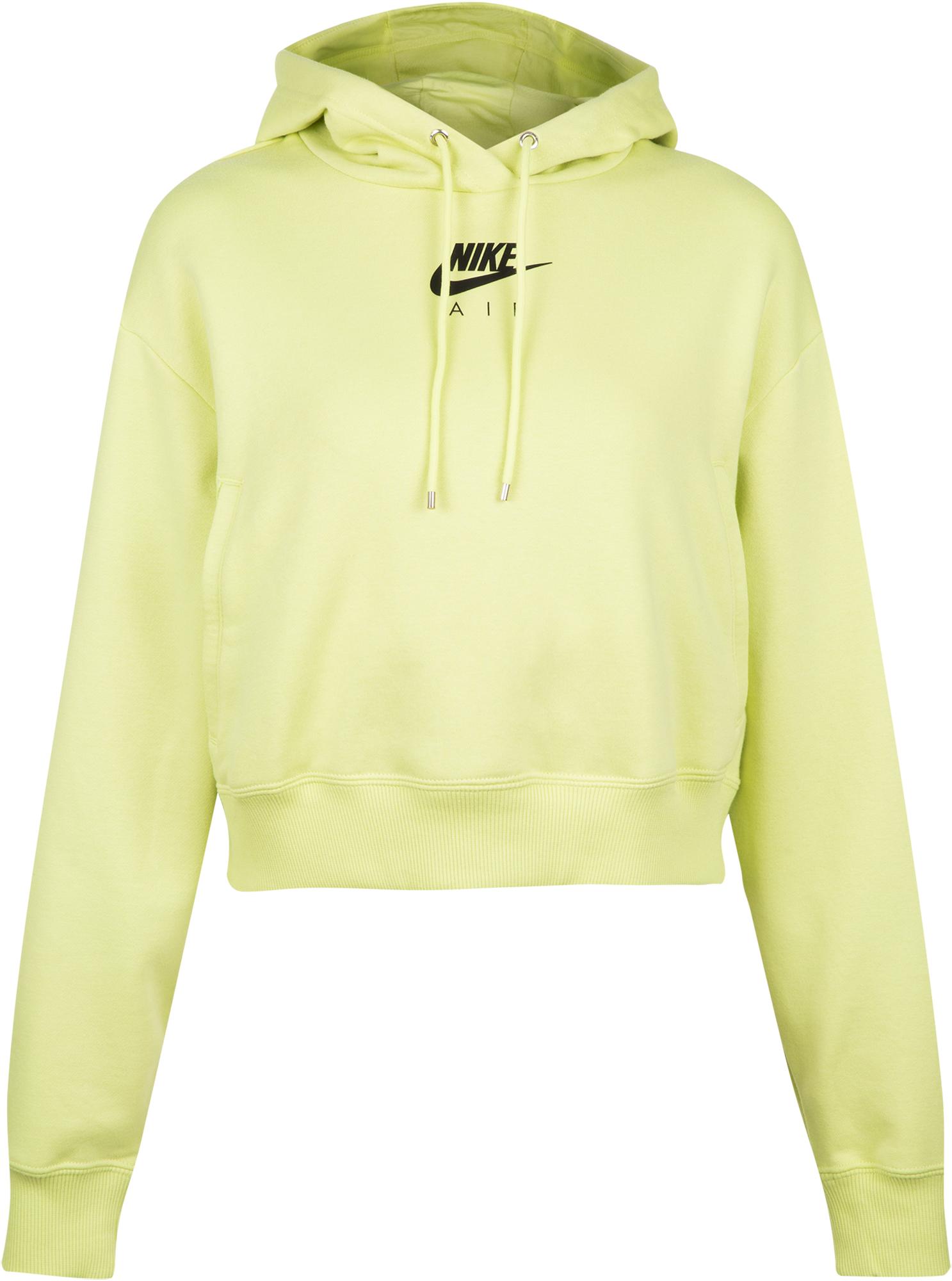 цена Nike Худи женская Nike Air, размер 42-44 онлайн в 2017 году