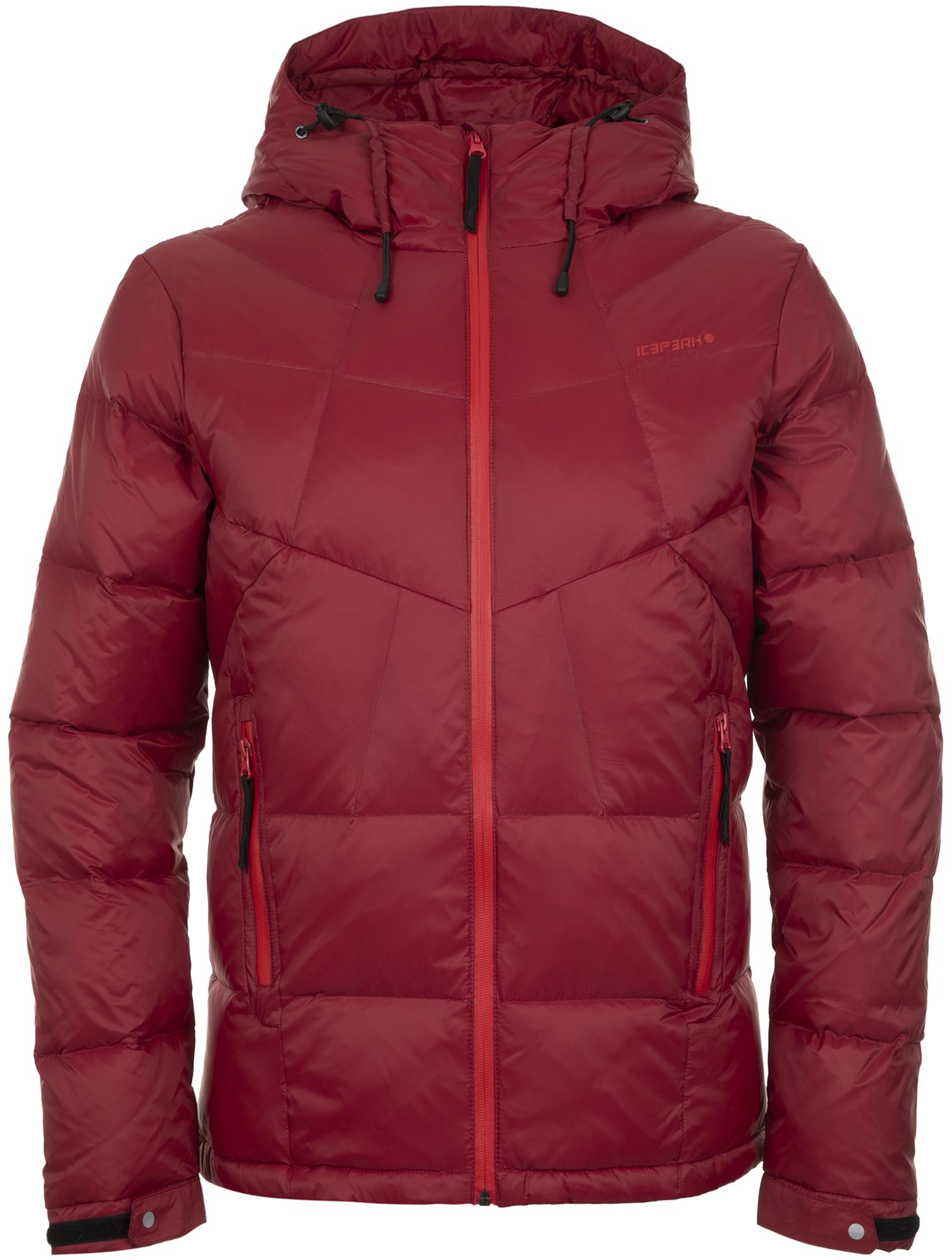 IcePeak Куртка пуховая мужская IcePeak Barak, размер 50 цены онлайн