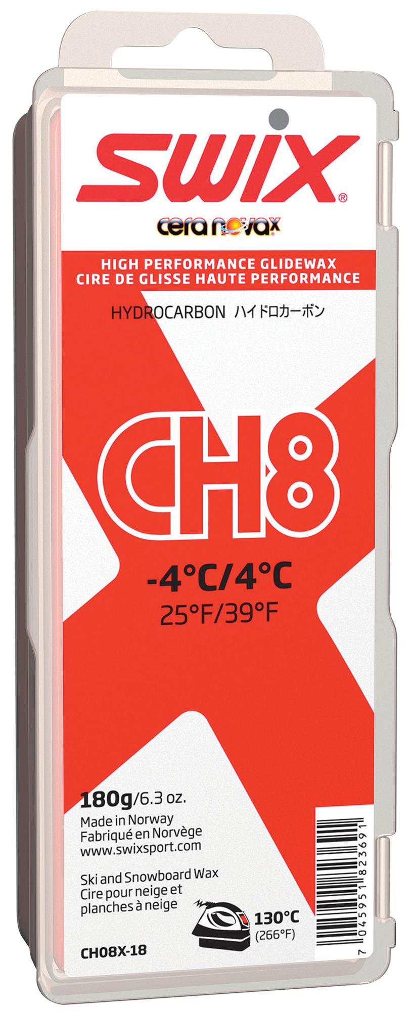 Swix Мазь скольжения Swix CH8, +4C/-4C colosseo 70805 4c celina