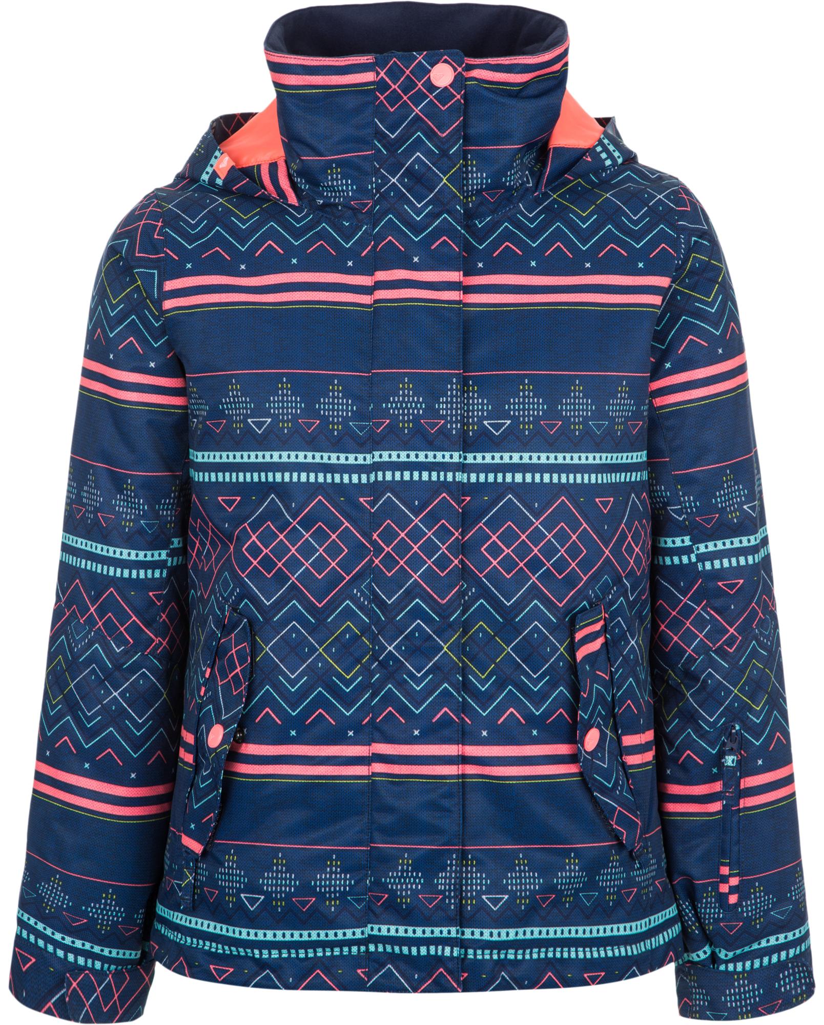 Roxy Куртка утепленная для девочек Roxy Jetty tom tailor бермуды tom tailor 640292200107548