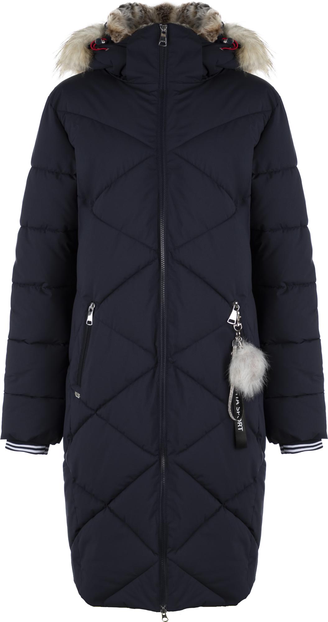 Luhta Пальто утепленное женское Luhta Ingby, размер 48