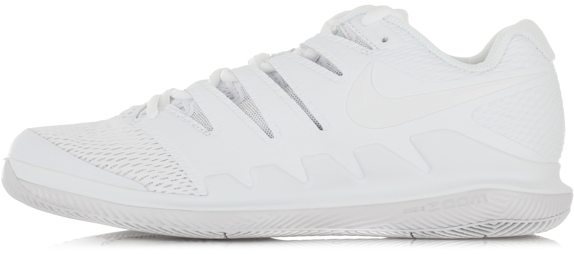 Nike Кроссовки женские Nike Air Zoom Vapor X, размер 39.5 nike кроссовки женские nike zoom cage 3 размер 41