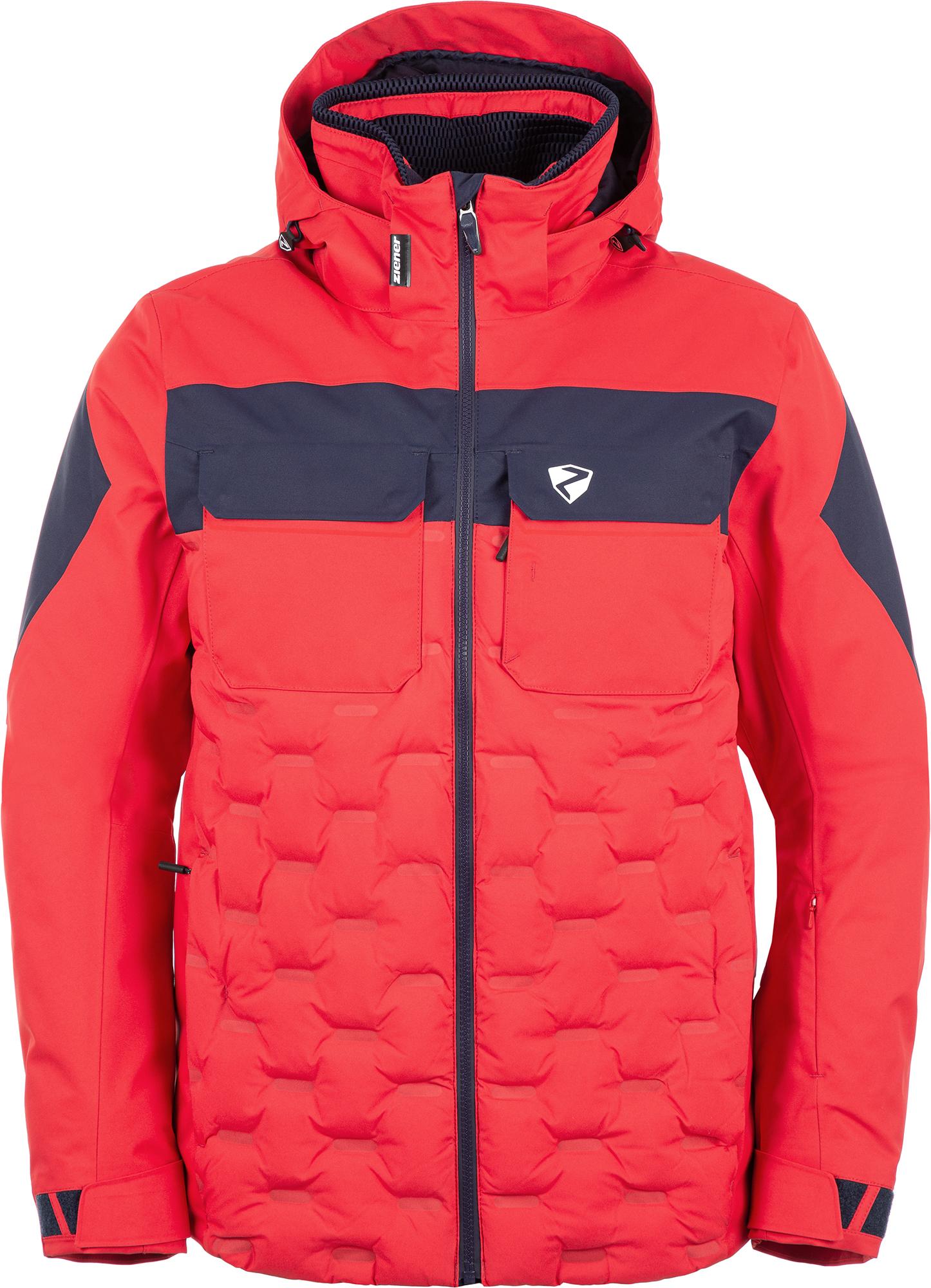 Ziener Куртка утепленная мужская Ziener Tucannon, размер 48