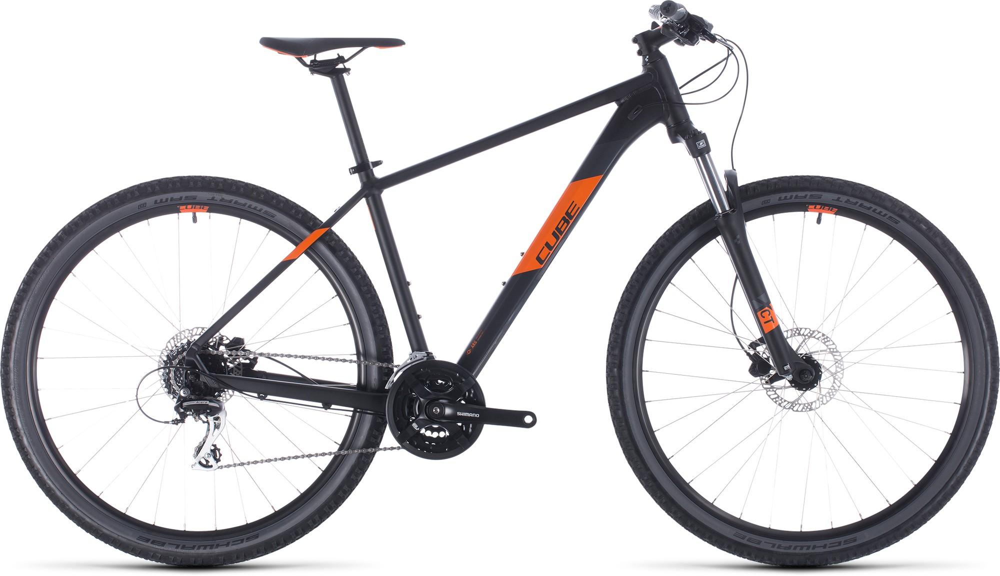 цена на Cube Велосипед горный CUBE Aim Pro