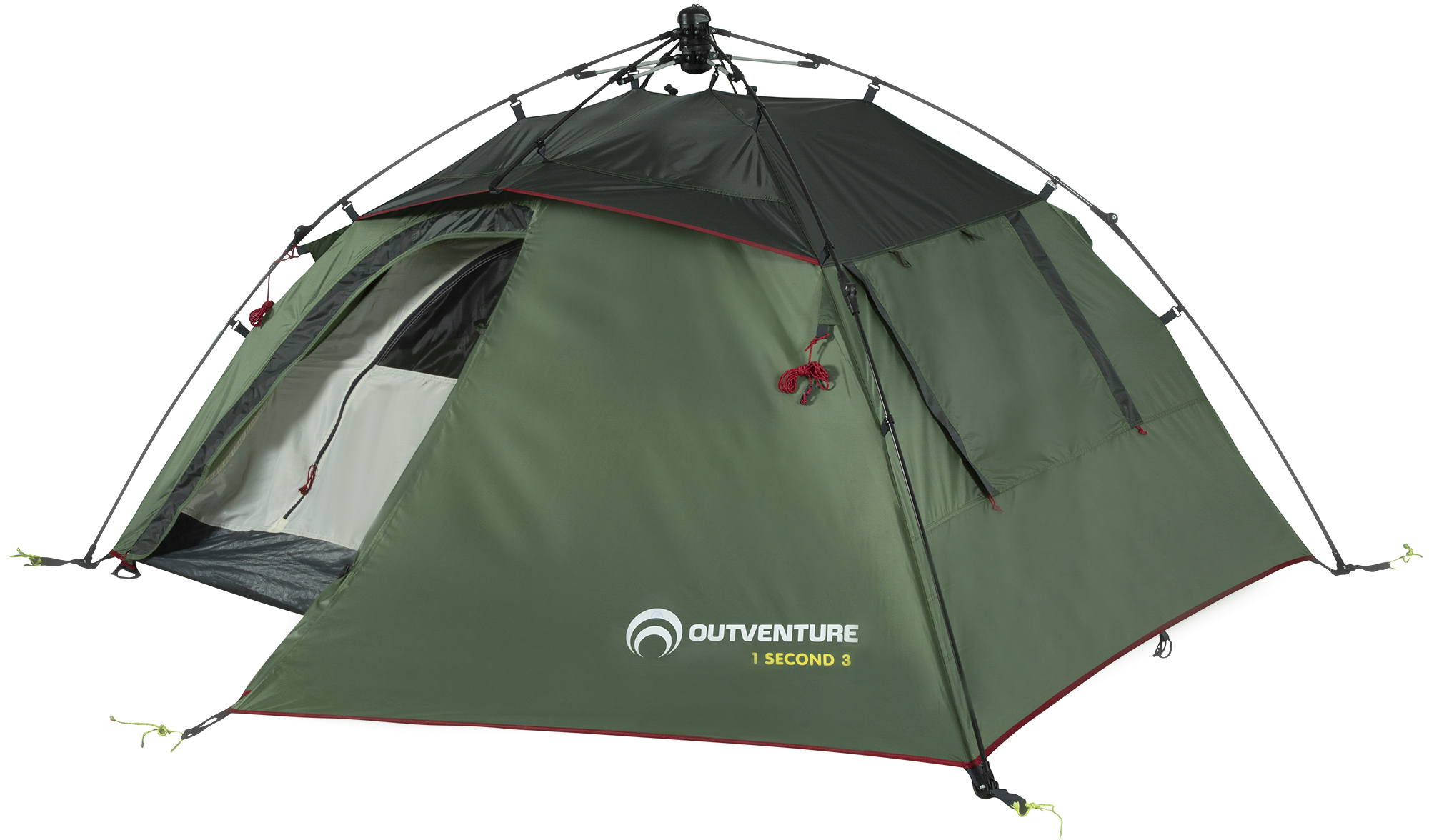 лучшая цена Outventure 1 SECOND TENT 3