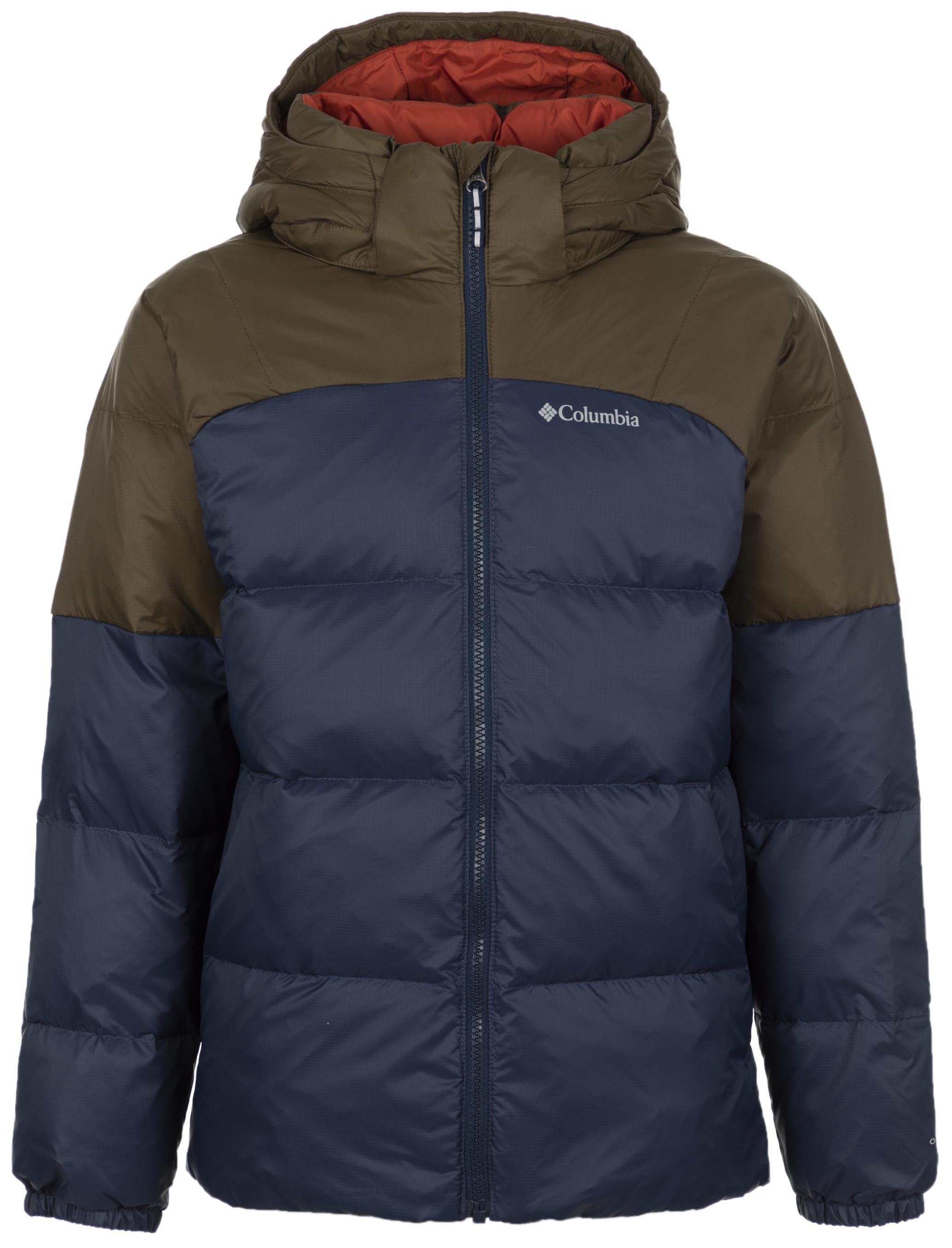 Columbia Куртка пуховая для мальчиков Centennial Creek, размер 159-167