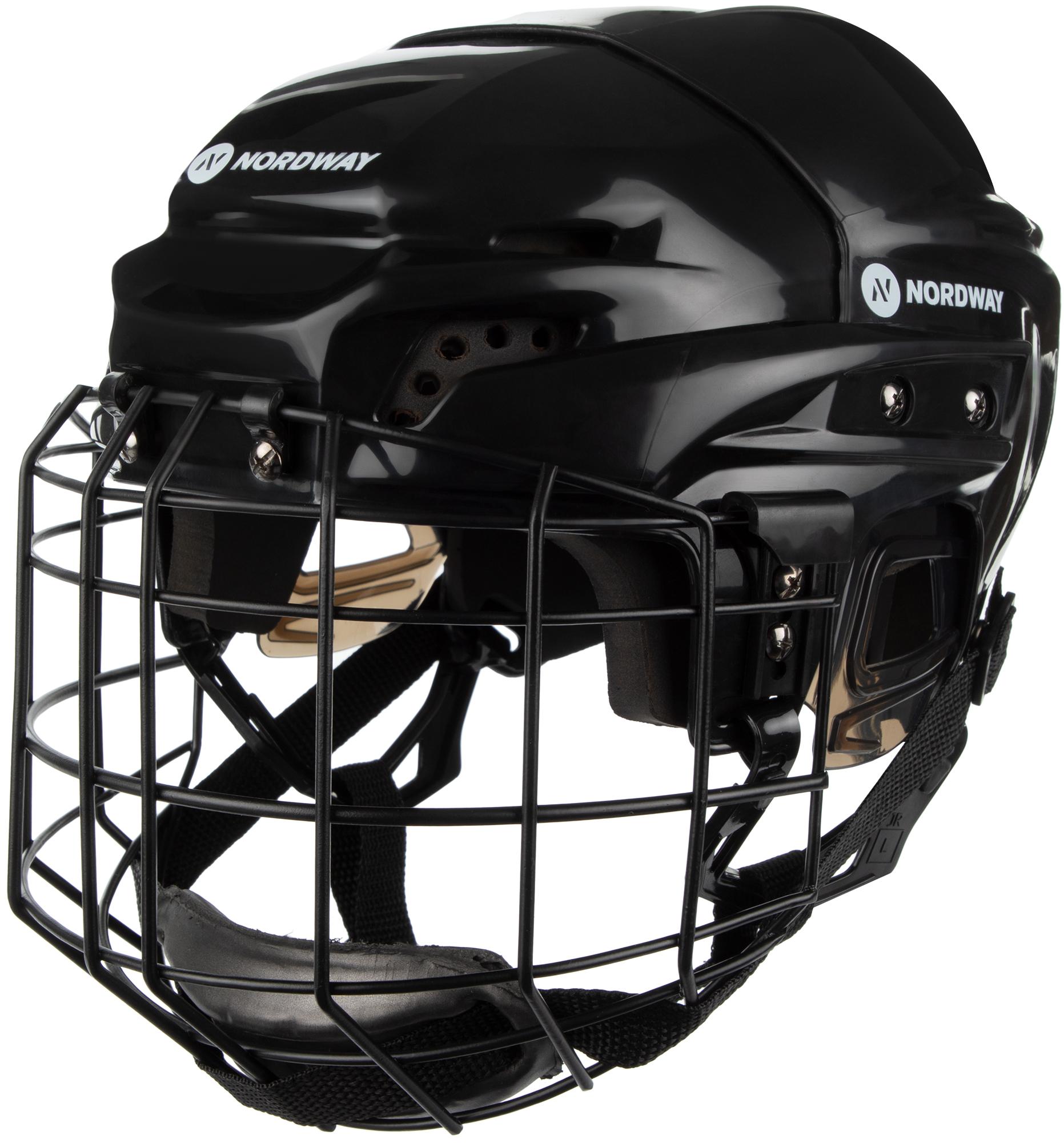 Nordway Шлем хоккейный детский с маской 3 JR