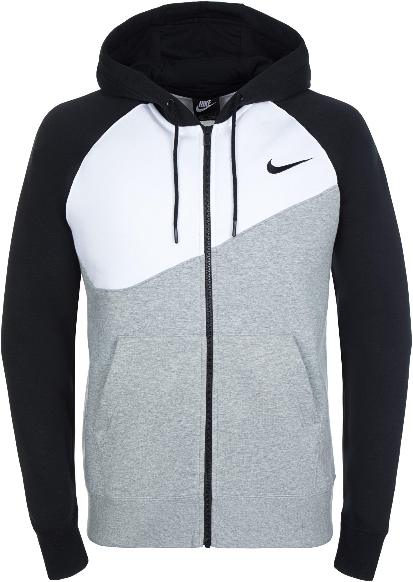Фото Nike Толстовка мужская Nike Swoosh, размер 52-54