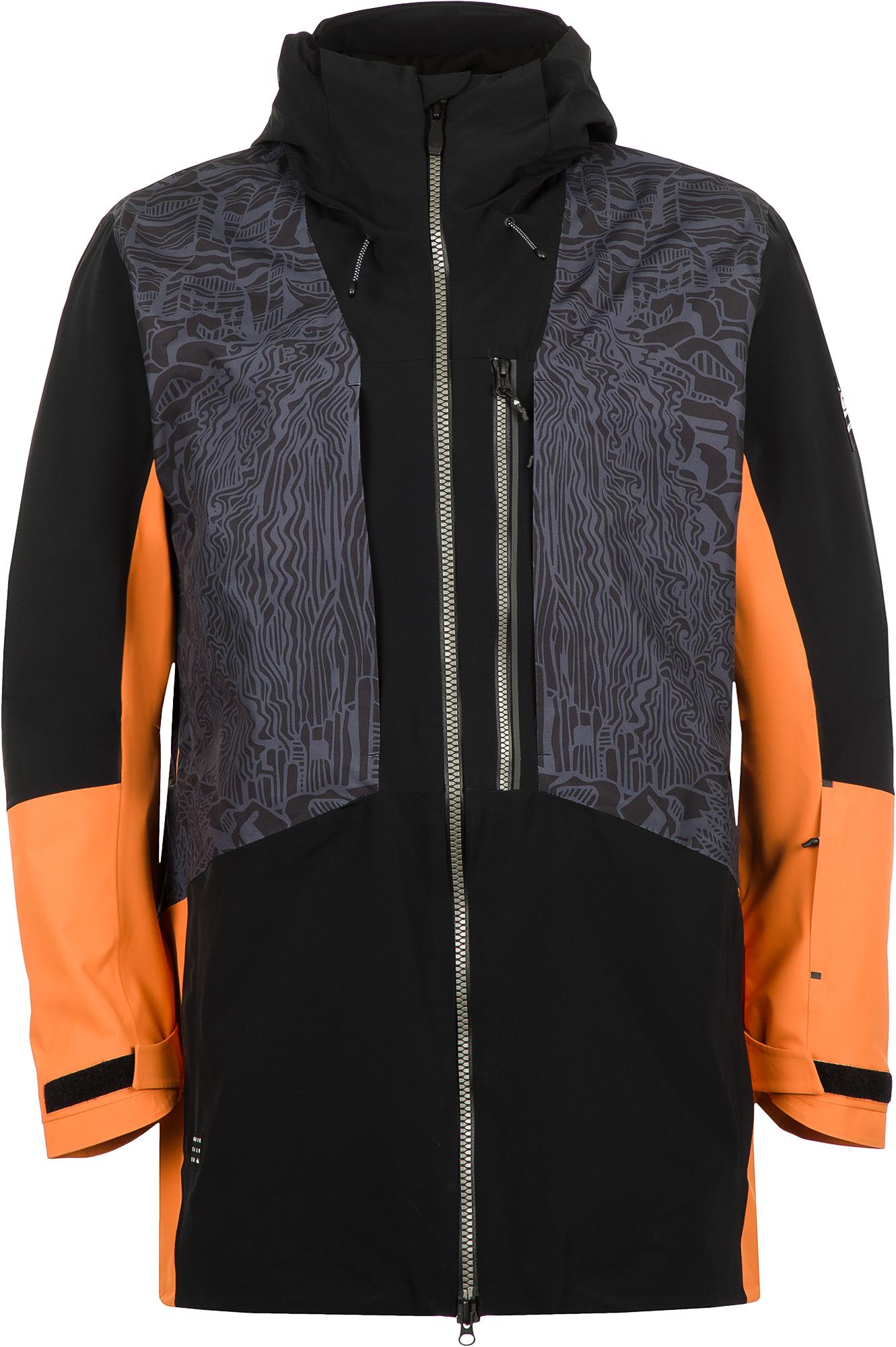 Quiksilver Куртка утепленная мужская Quiksilver Tr Stretch Jk, размер 46-48