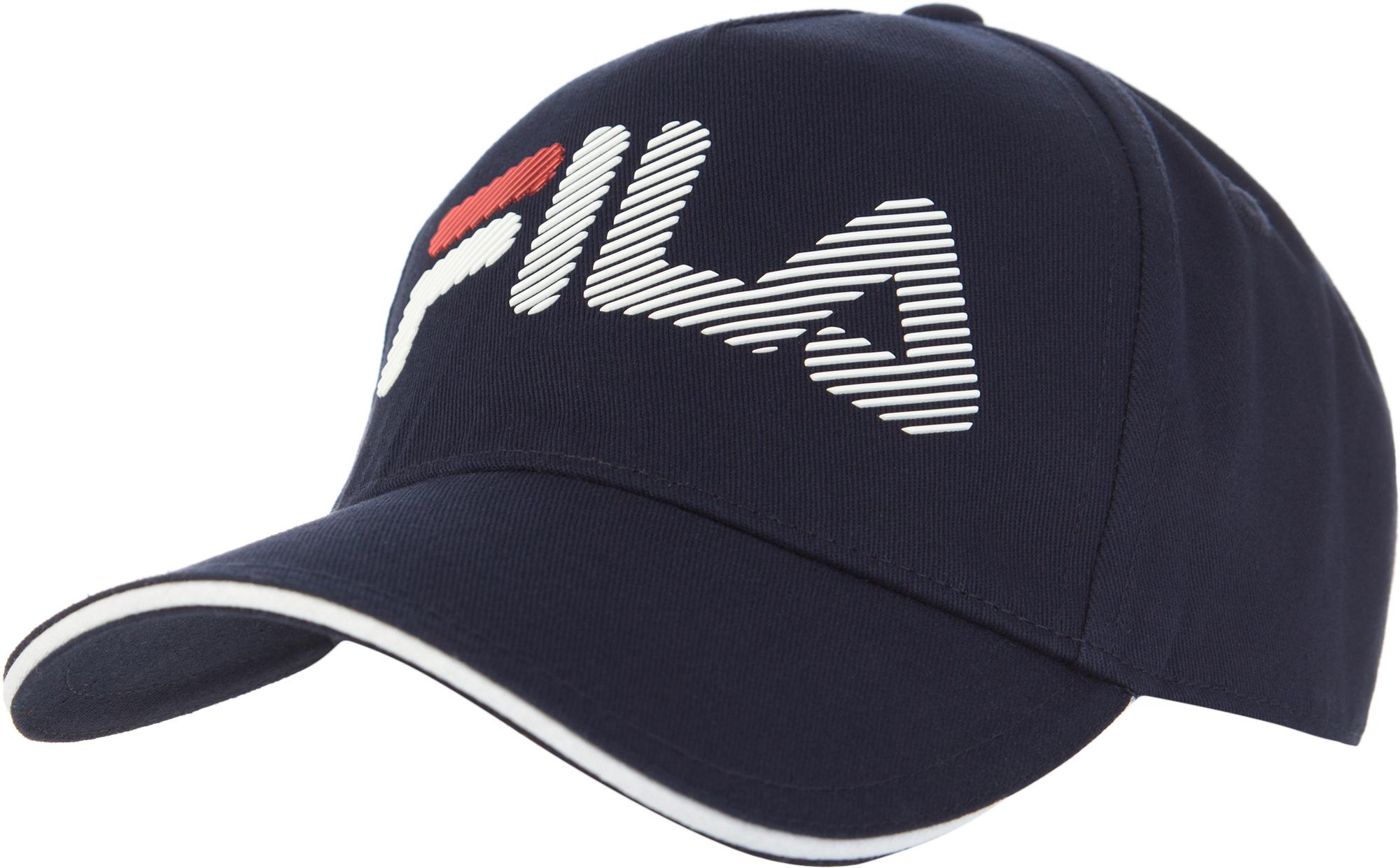 Fila Бейсболка для мальчиков Fila, размер 54