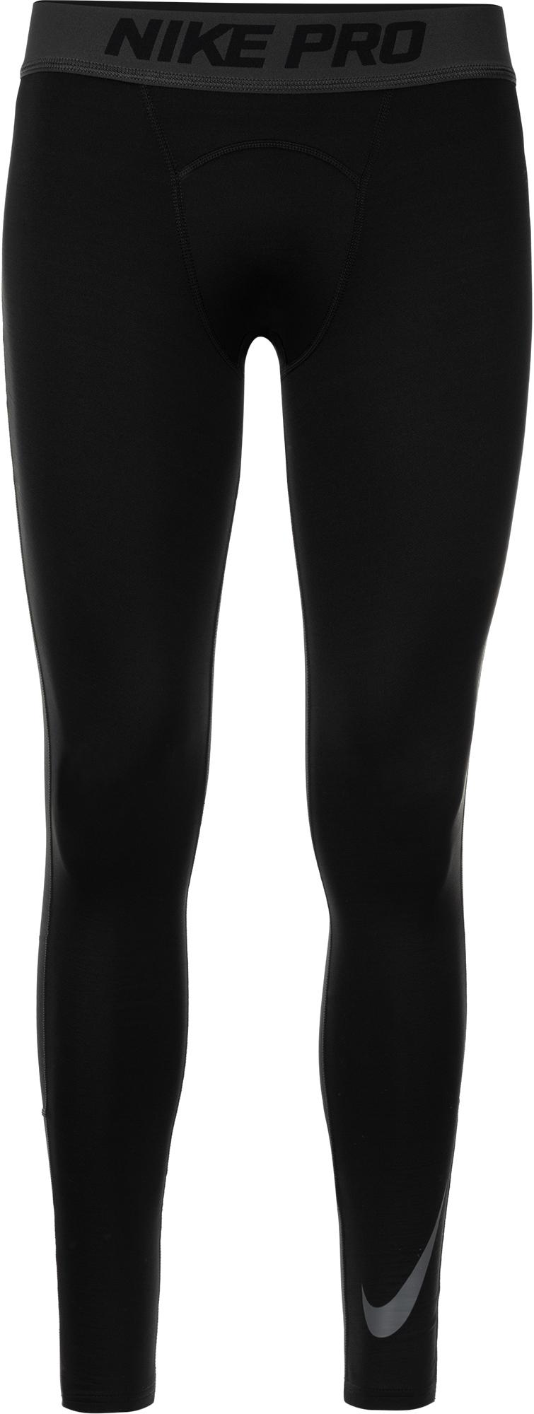 Nike Тайтсы мужские Pro Warm, размер 52-54