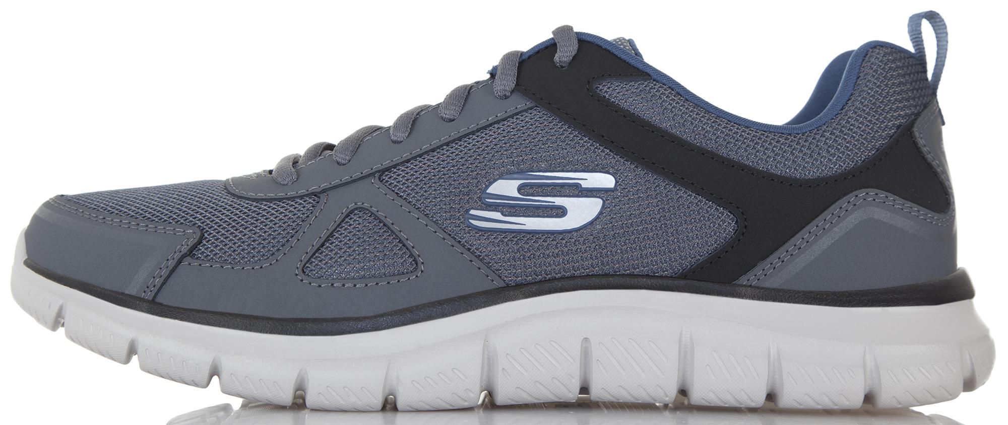 Фото - Skechers Кроссовки мужские Skechers Track, размер 43 кроссовки мужские твое цвет белый a4390 размер 45