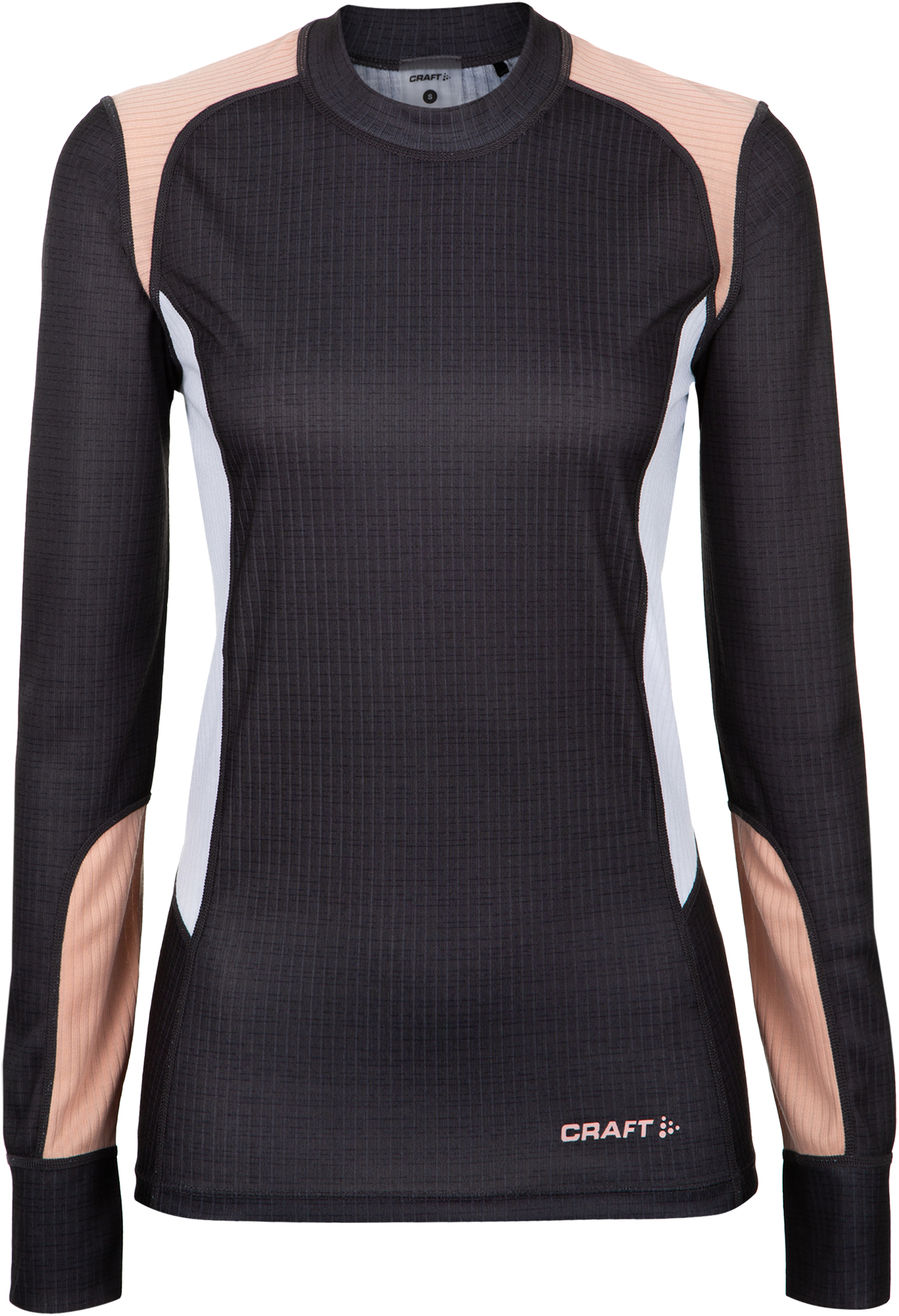 Craft Термофутболка женская Craft, размер 46-48 блузка женская вишня артикул 02 731 цвет молоко размер 46
