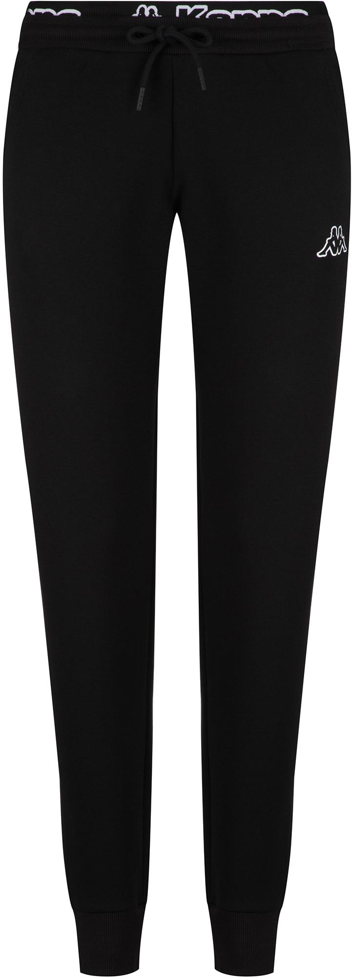 Фото - Kappa Брюки женские Kappa, размер 52 брюки мужские kappa men s trousers цвет графитовый 304jr00 3a размер xl 52