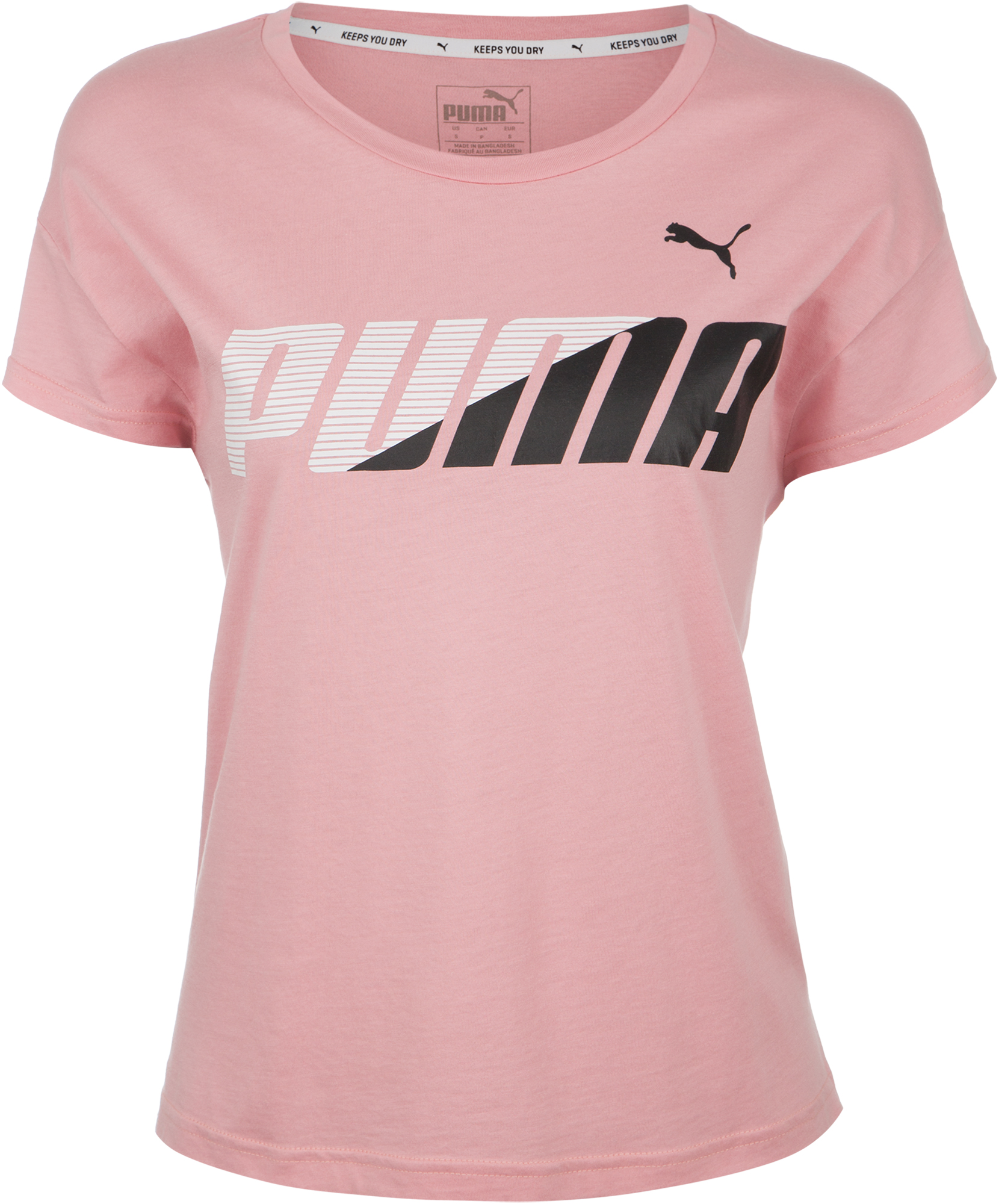 PUMA Футболка женская Puma Graphic, размер 40-42