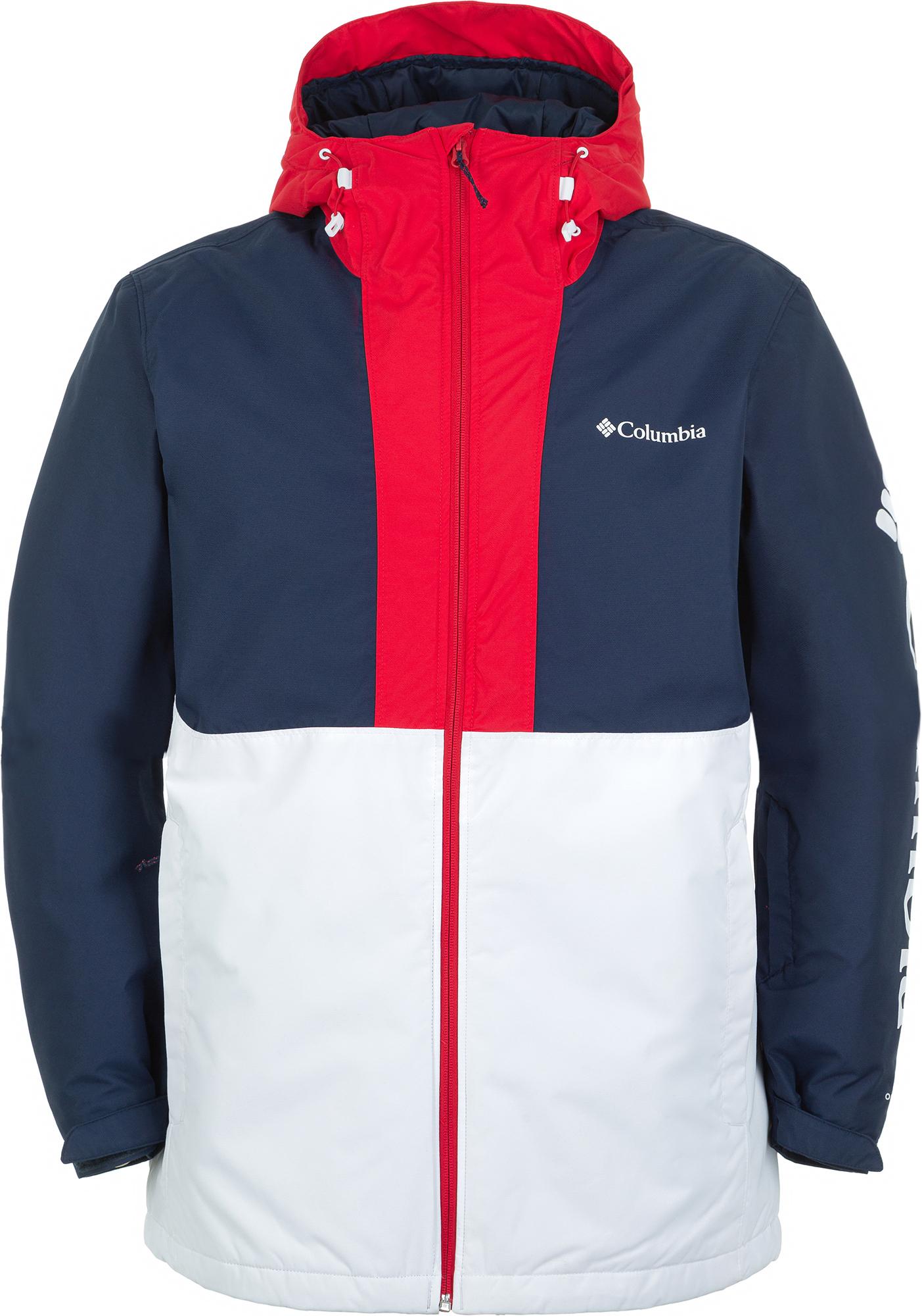 Columbia Куртка утепленная мужская Timberturner, размер 54