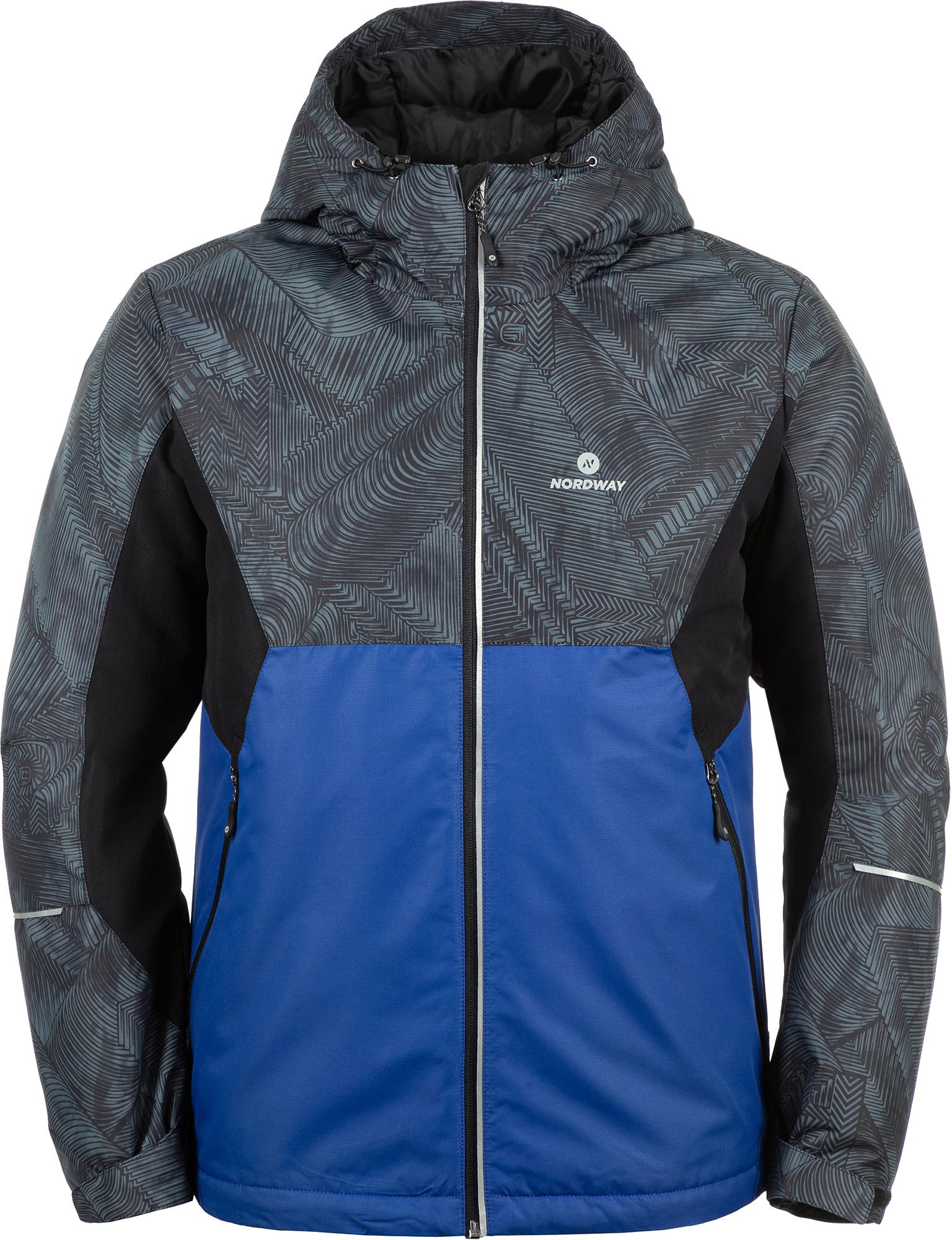 Nordway Куртка утепленная мужская Nordway, размер 46 nordway снегокат nordway мстители