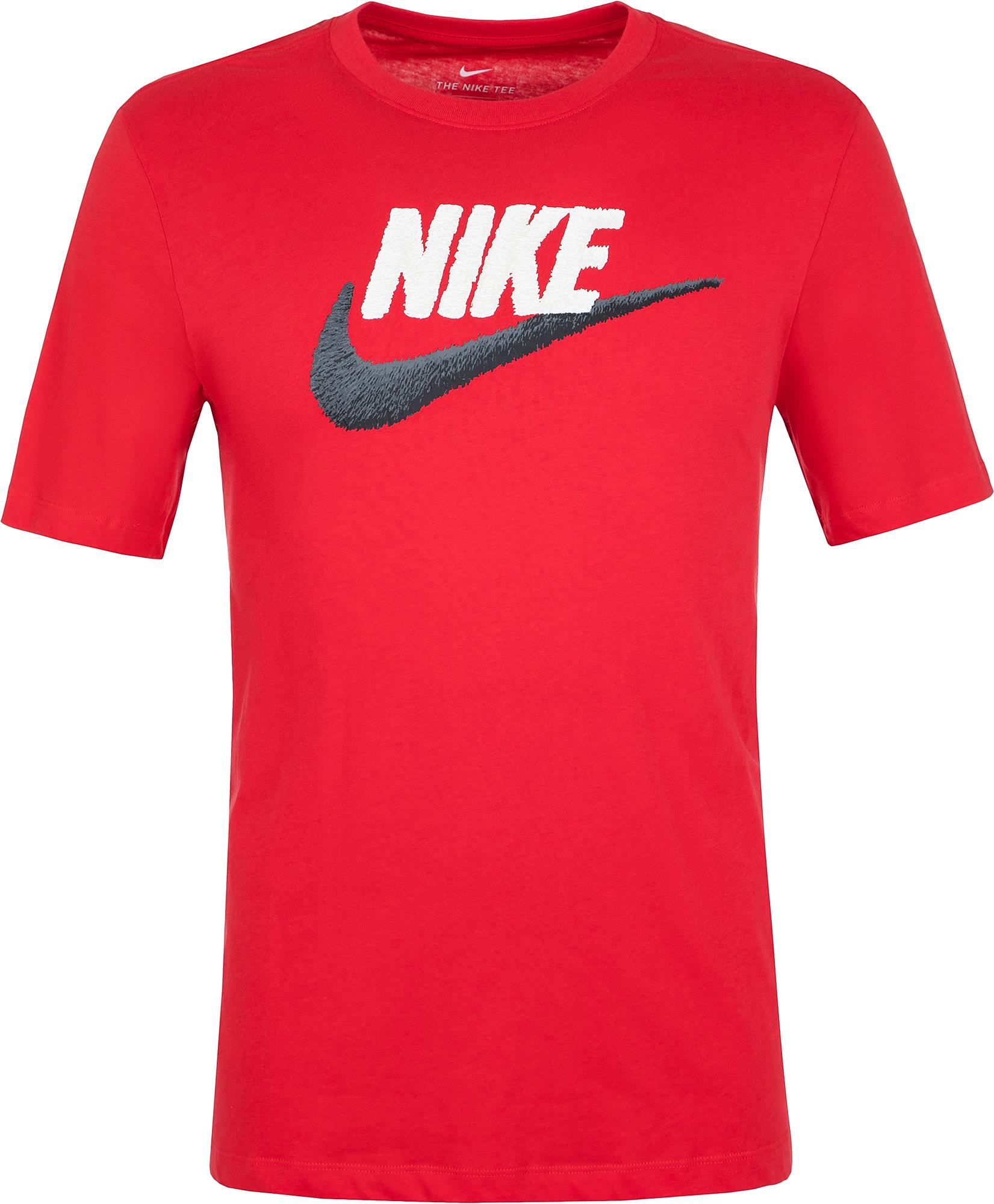 Nike Футболка мужская Nike Sportswear, размер 46-48 nike ветровка мужская nike nk essntl размер 46 48