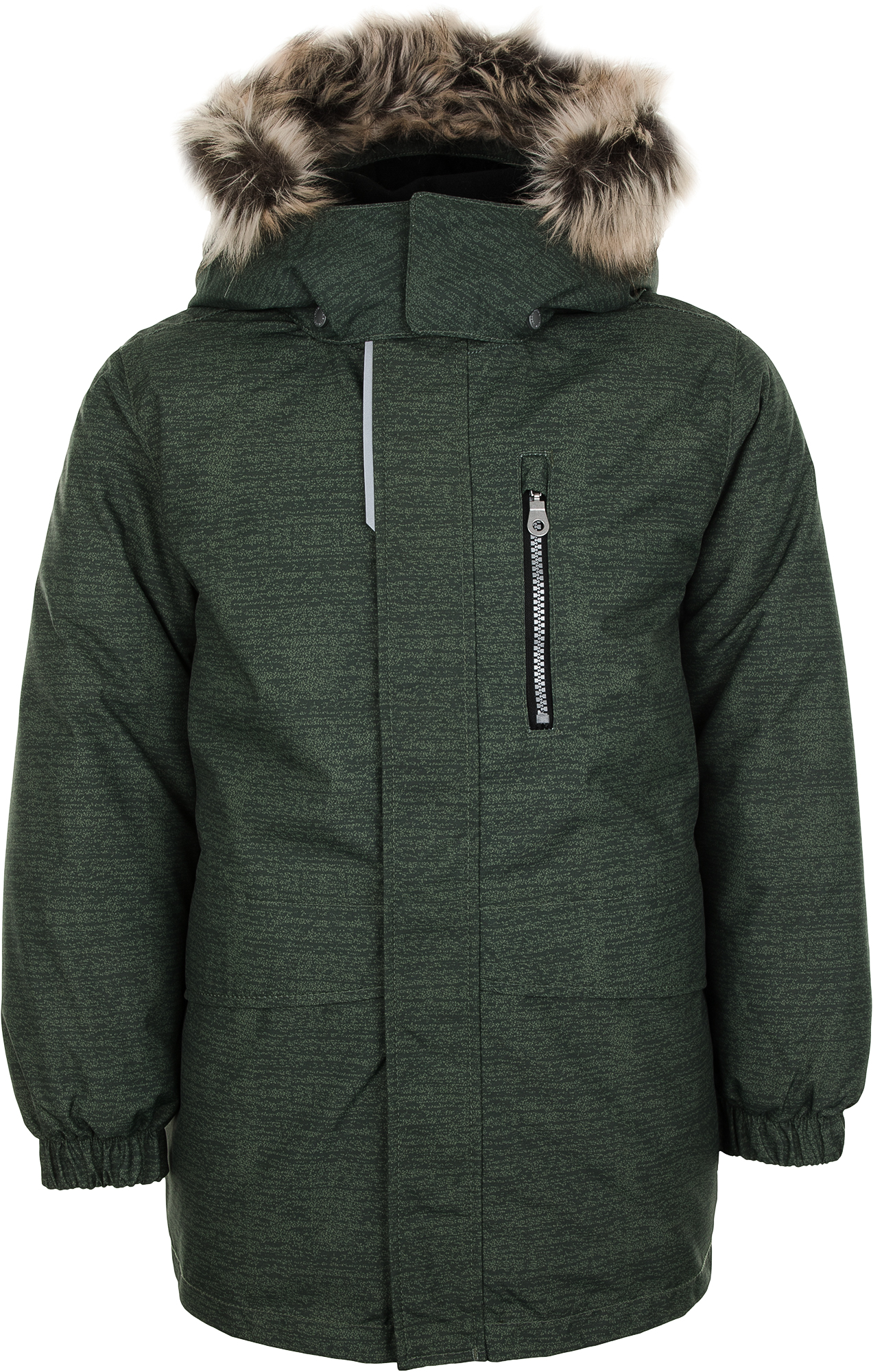 цена на Lassie Куртка утепленная для мальчиков LASSIE Yanis, размер 134