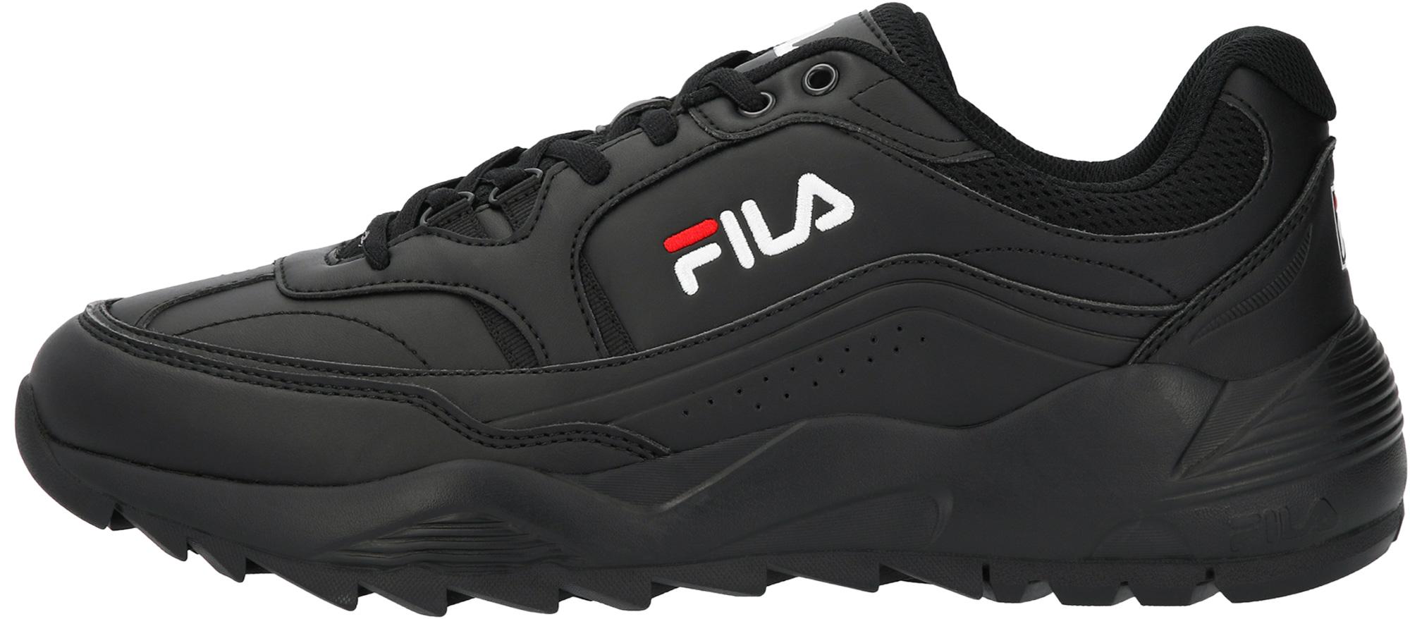 FILA Кроссовки мужские FILA Overtake Low, размер 44 fila кроссовки мужские fila attrek размер 44