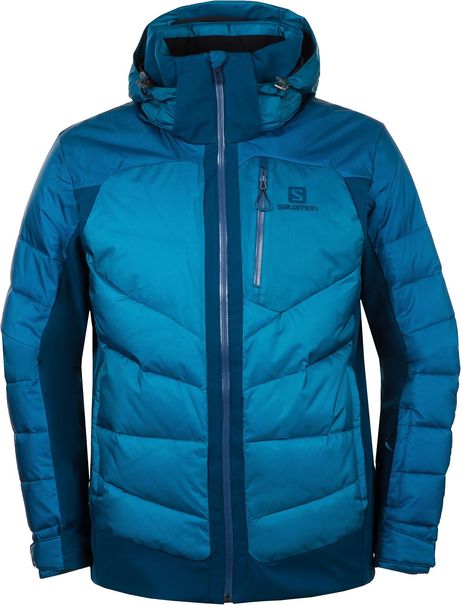 цена Salomon Куртка утепленная мужская Salomon Iceshelf, размер 44-46 онлайн в 2017 году