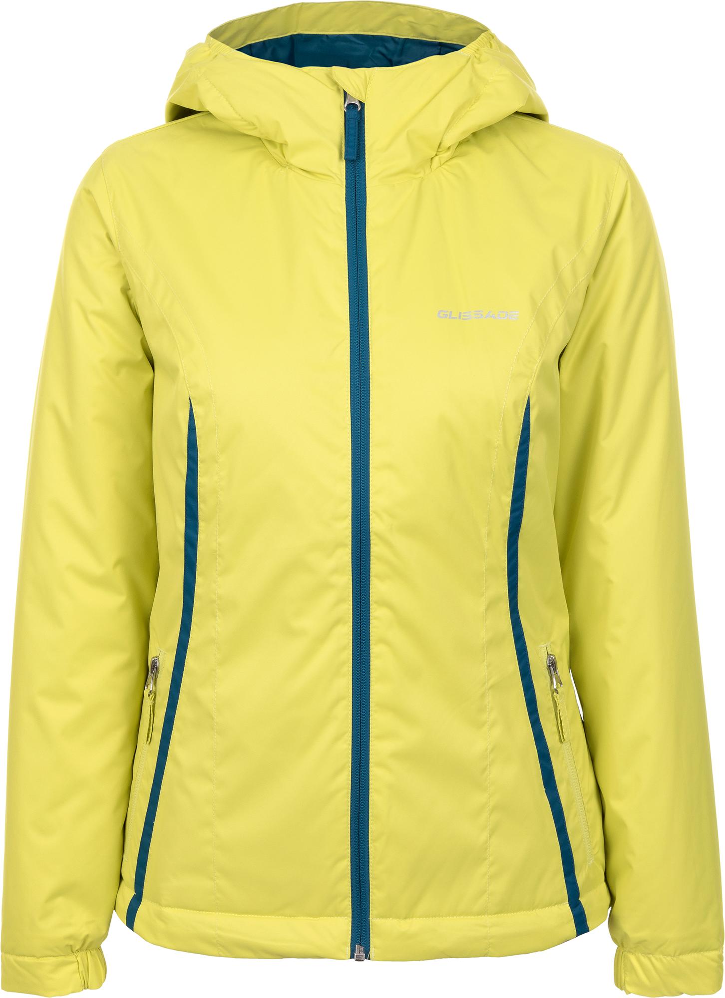 Glissade Куртка утепленная женская , размер 56