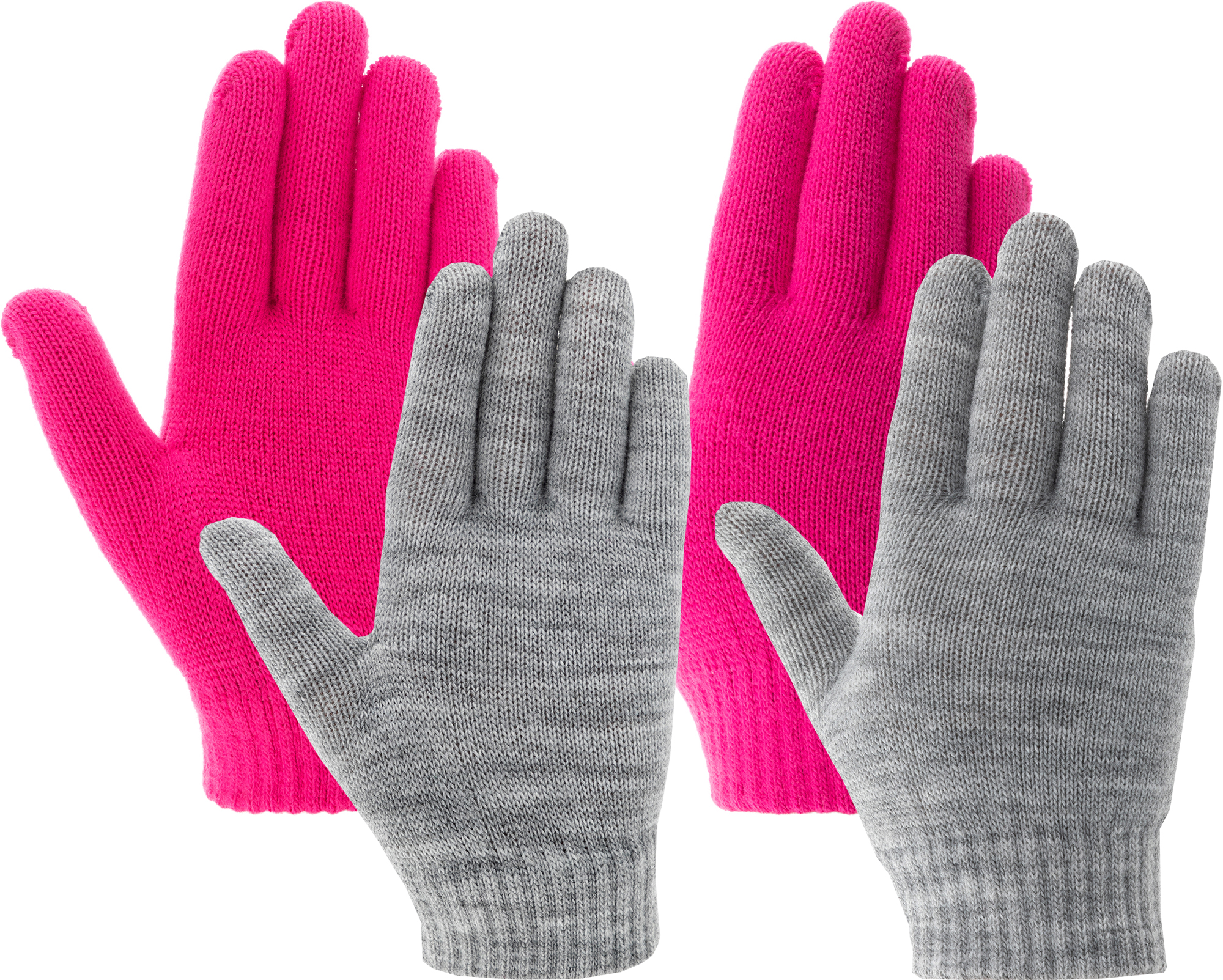 IcePeak Перчатки для девочек IcePeak HIGHLAND JR, 2 пары icepeak radley jr