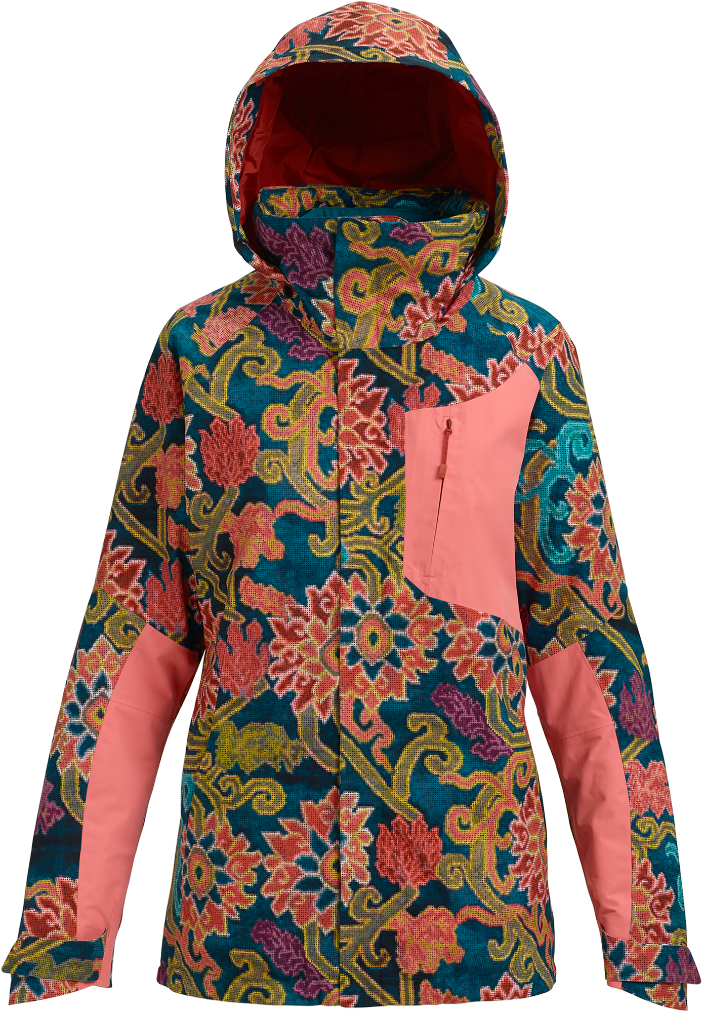 Burton Куртка утепленная женская Burton Ak Gore-Tex Embark, размер 42-44 цена