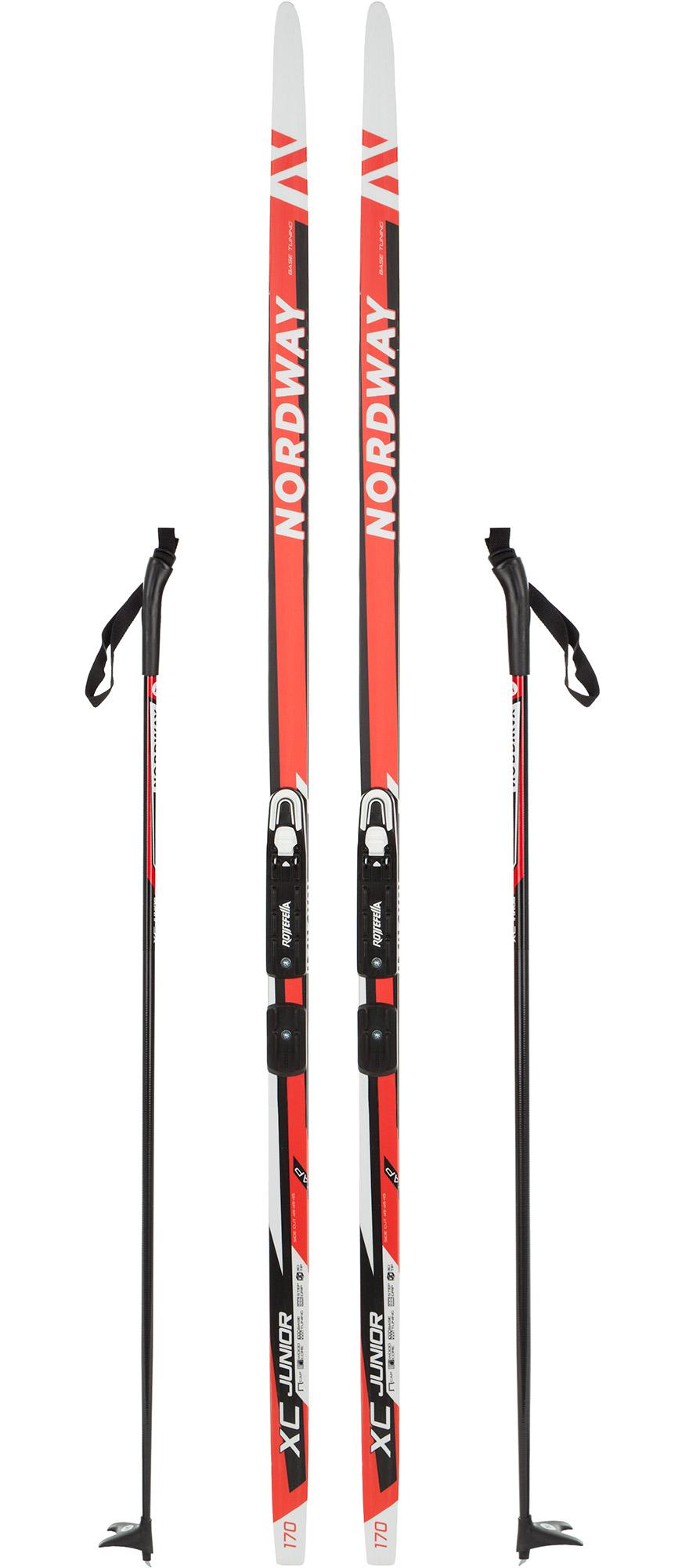 Nordway Комплект лыжный детский