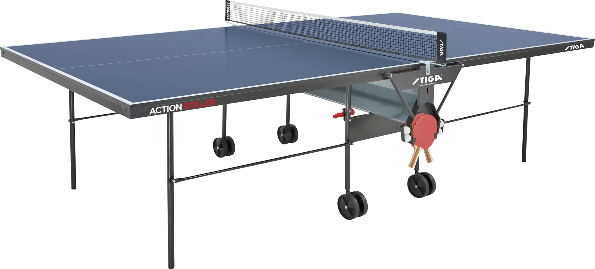 Stiga Теннисный стол для помещений Action Roller