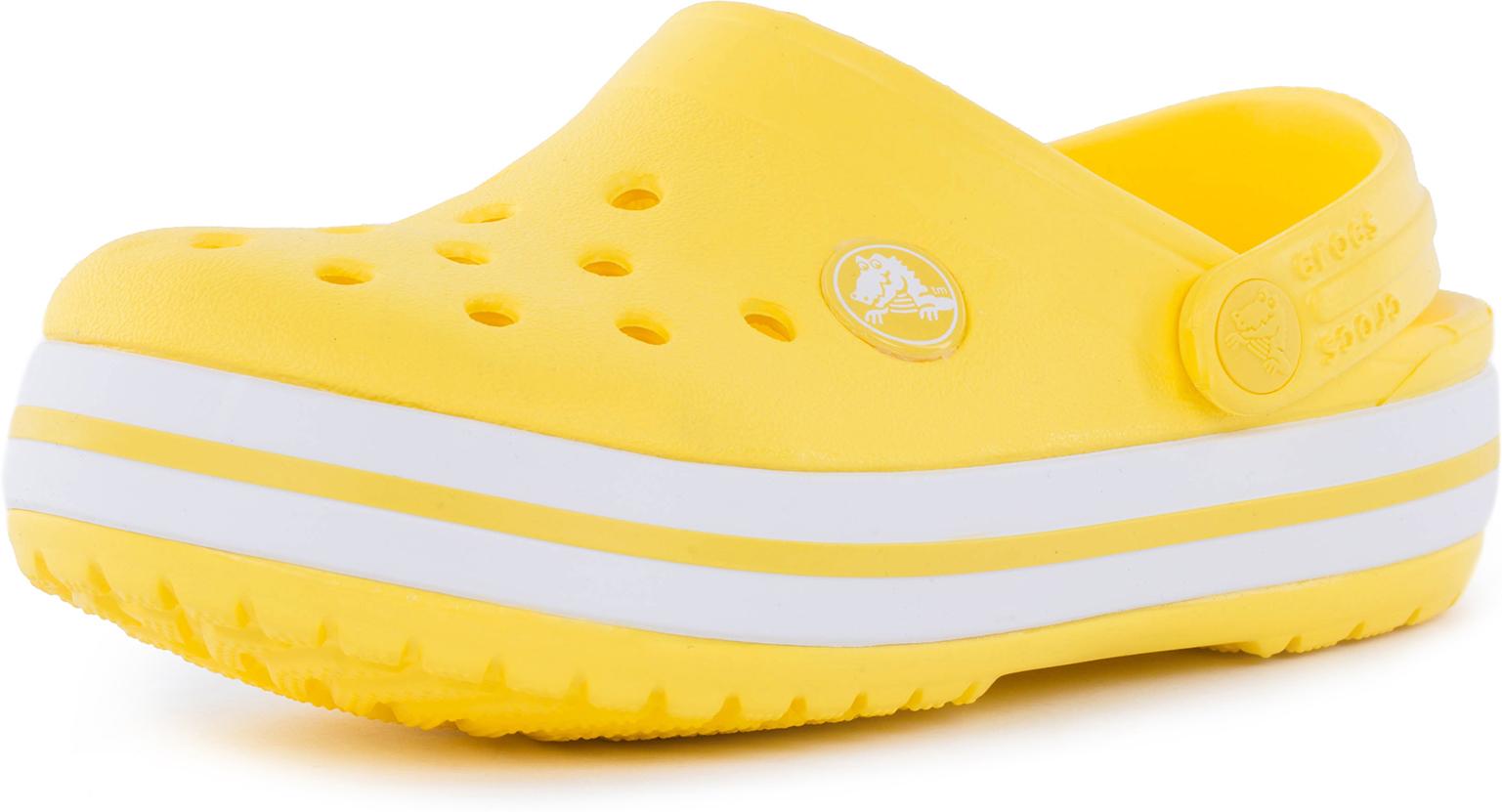 цена на Crocs Шлепанцы детские Crocs Crocband Clog K, размер 29