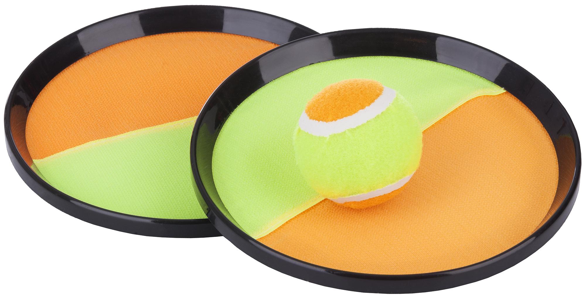 цена на Torneo Набор с тарелками-ловушками и мячиком Torneo Magic Catchball