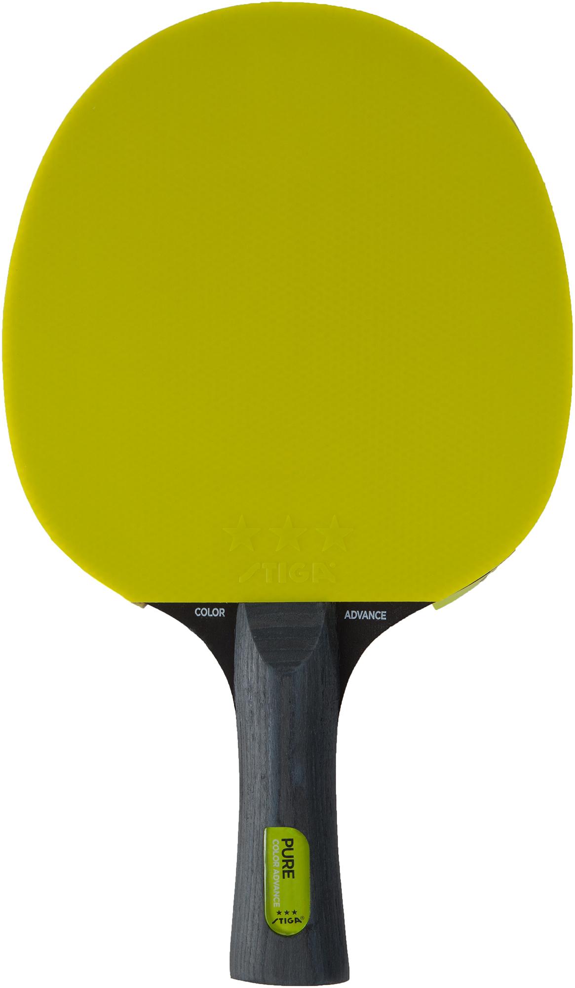 Stiga Ракетка для настольного тенниса Stiga Pure Neon цена
