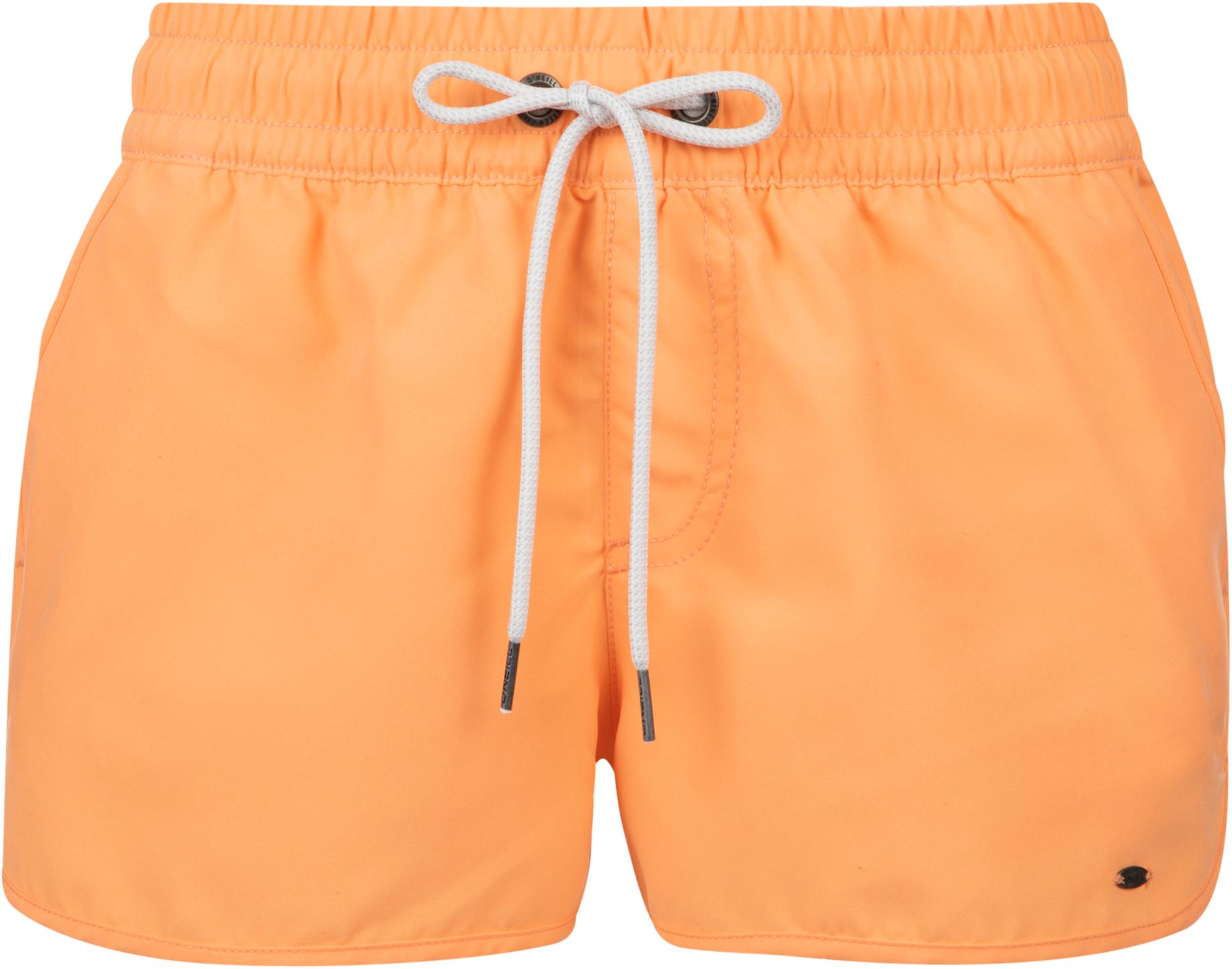 O'Neill Шорты пляжные женские O'Neill Solid, размер 42-44 цена 2017