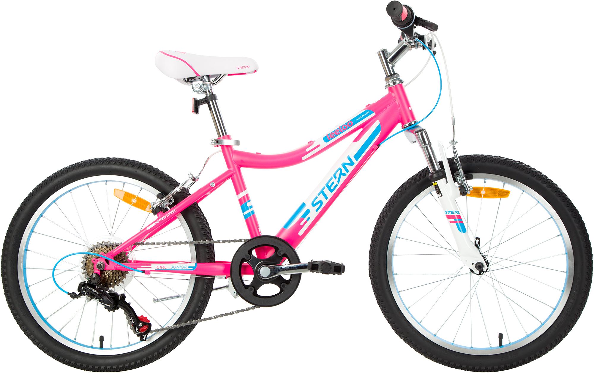 Stern Велосипед подростковый женский Stern Leeloo 20 цена