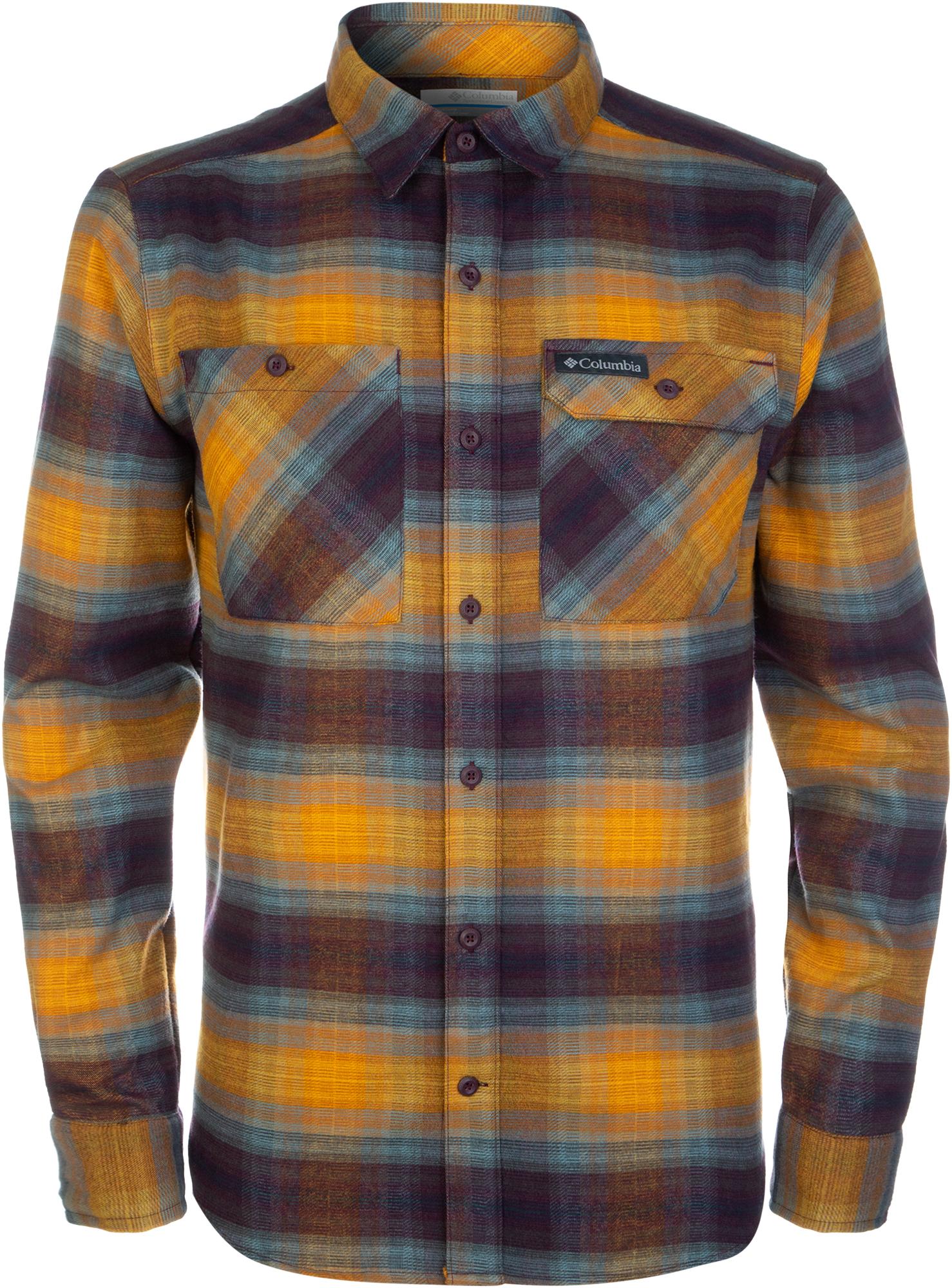 цена на Columbia Рубашка мужская Columbia Outdoor Elements, размер 56-58