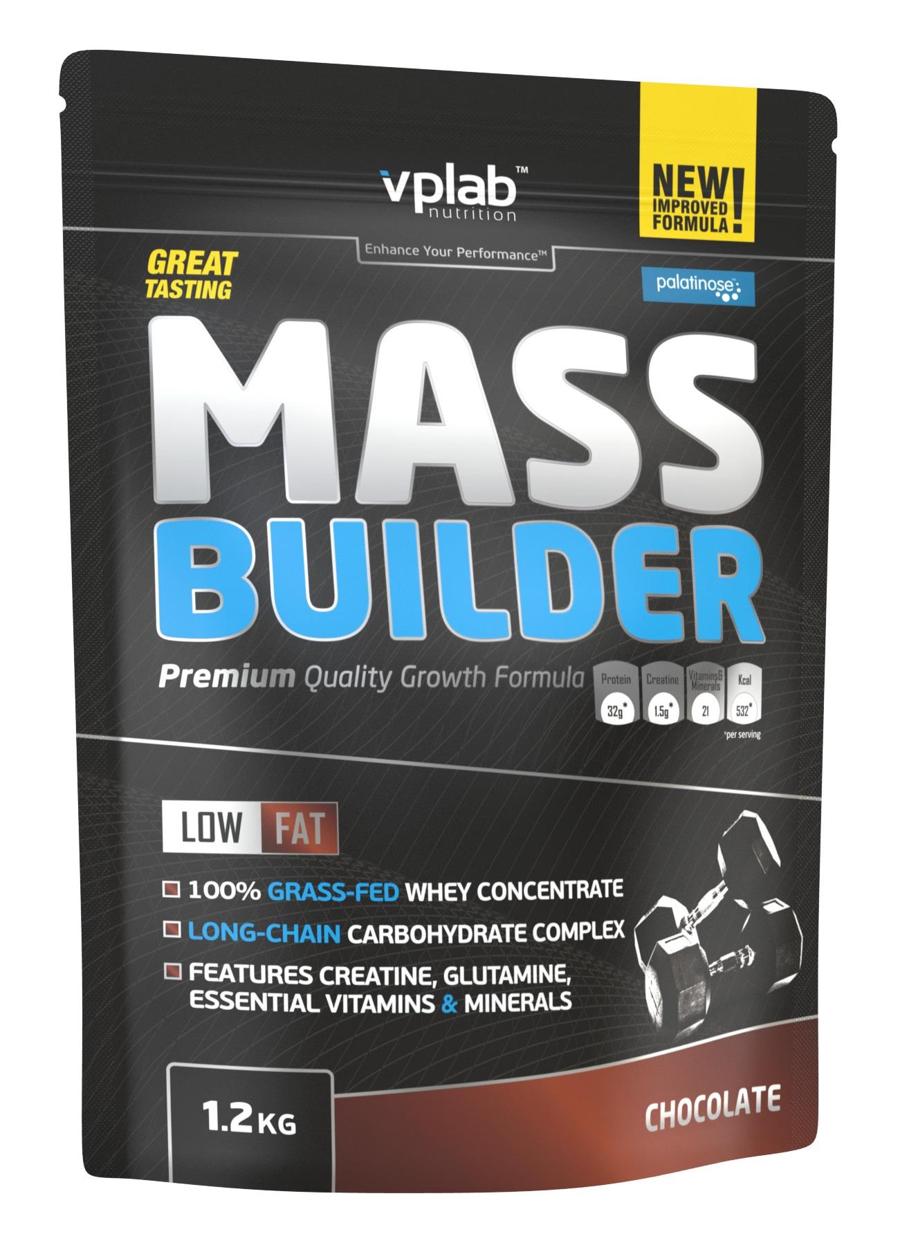 Vplab nutrition Гейнер Vplab nutrition, шоколад гейнер olimp max mass 3xl 6000 г