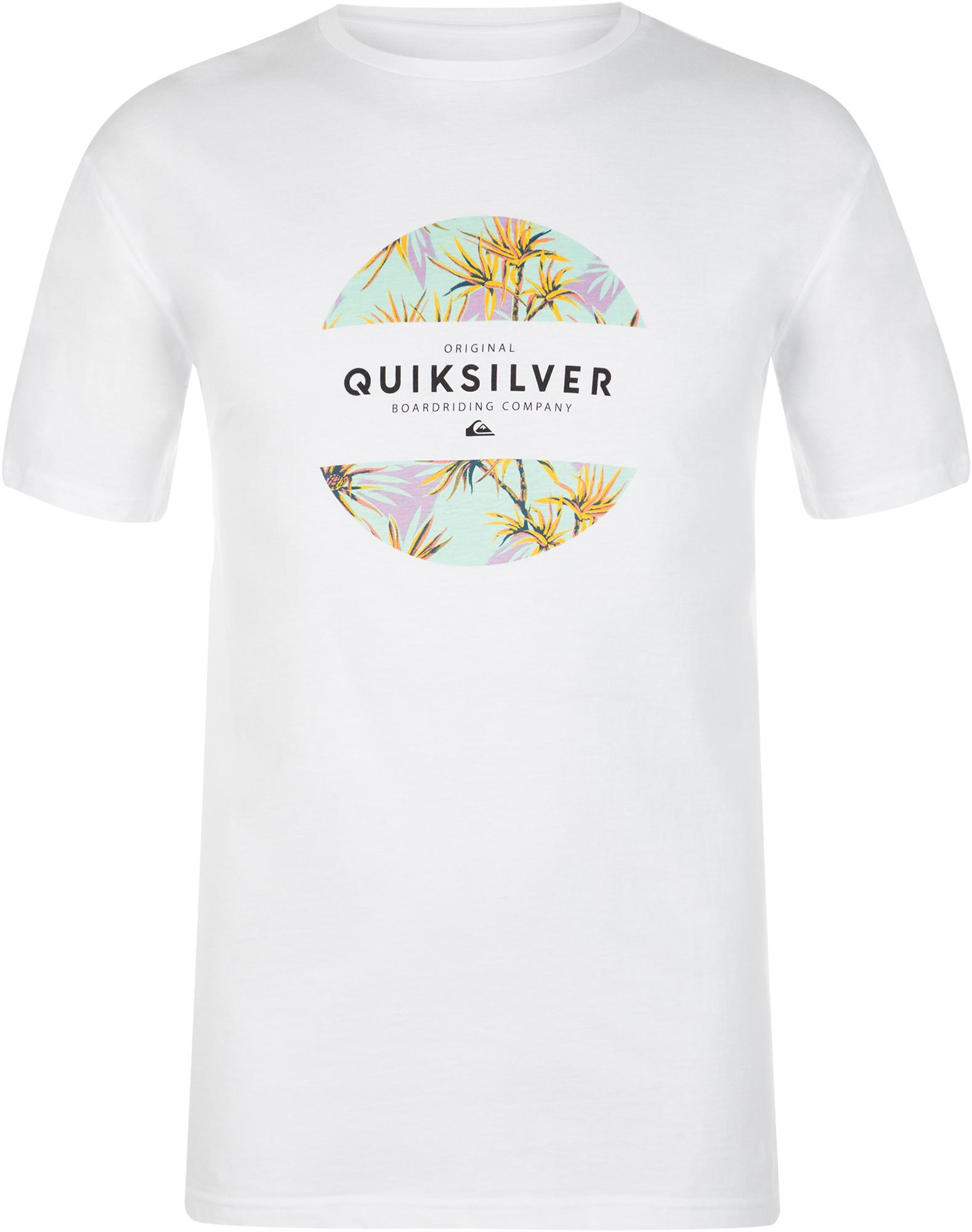 цена на Quiksilver Футболка мужская Quiksilver Flaxton, размер 50-52