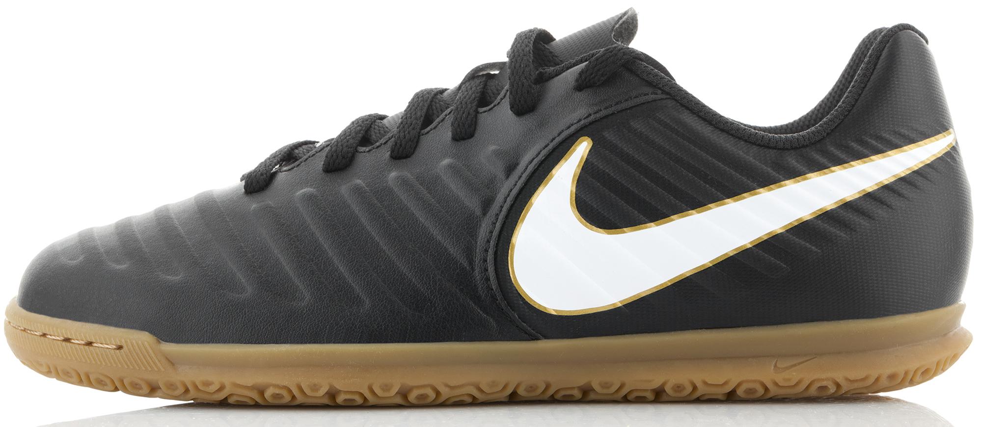 Nike Бутсы для мальчиков Nike TiempoX Rio IV IC бутсы зальные nike nike ni464abufh40