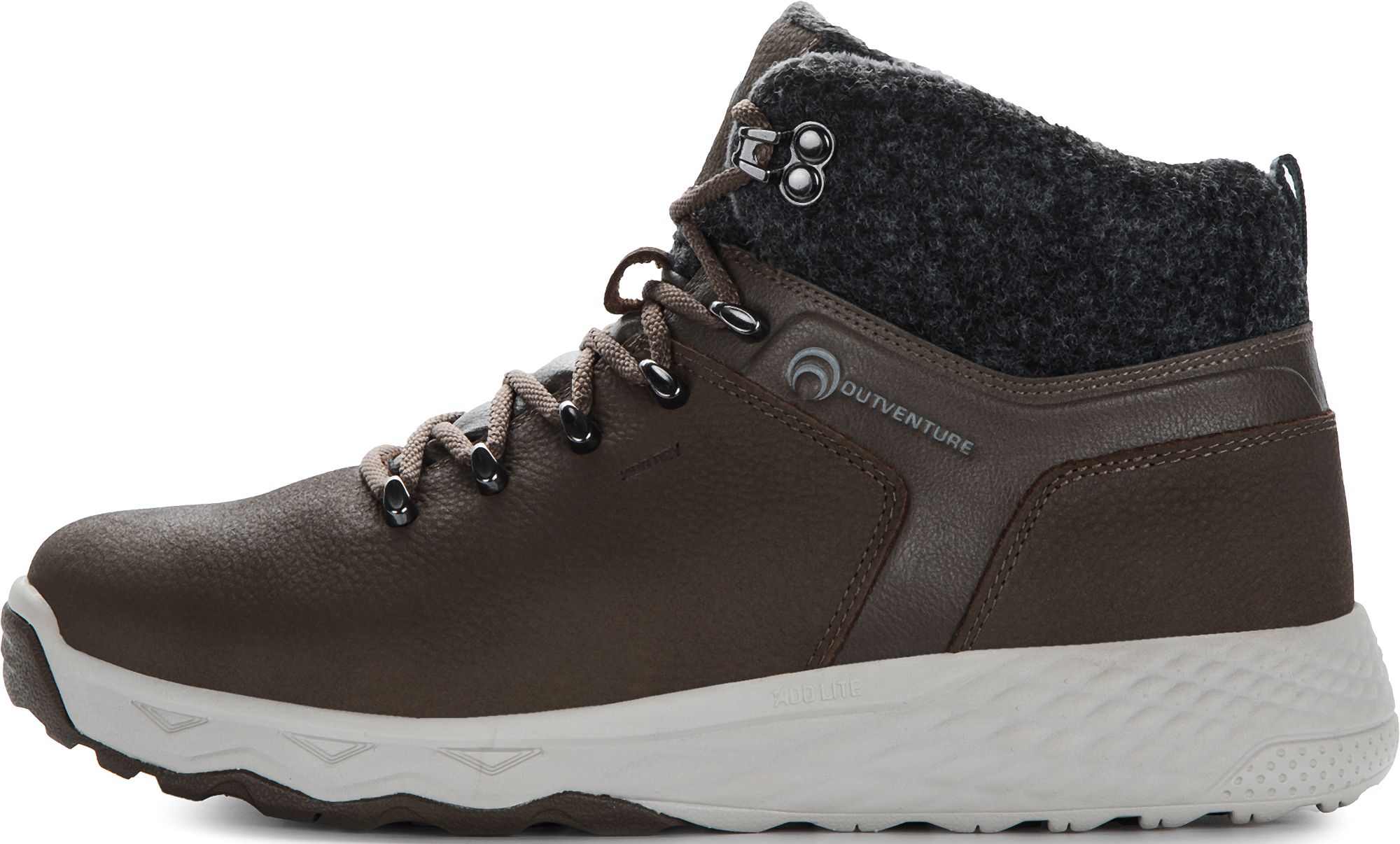 Outventure Ботинки утепленные мужские Pilgrim, размер 40
