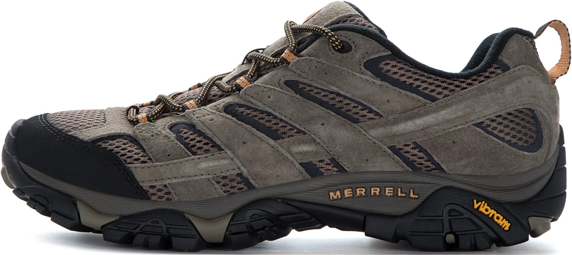 цена Merrell Полуботинки мужские Merrell, размер 50 онлайн в 2017 году