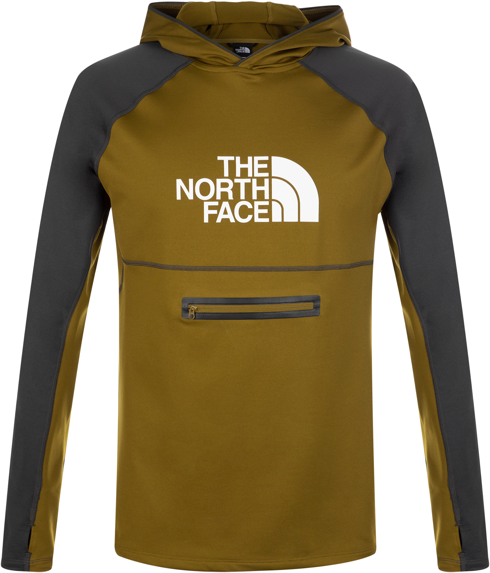 The North Face Худи мужская The North Face Varuna, размер 46 худи print bar the clash