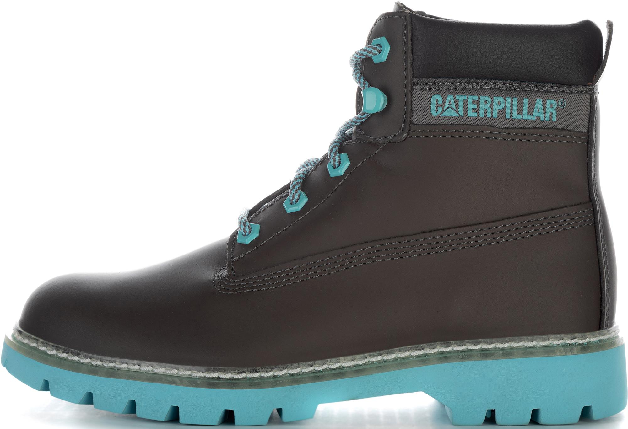 Caterpillar Ботинки женские Caterpillar Lyric, размер 41 caterpillar ботинки женские caterpillar conversion размер 41