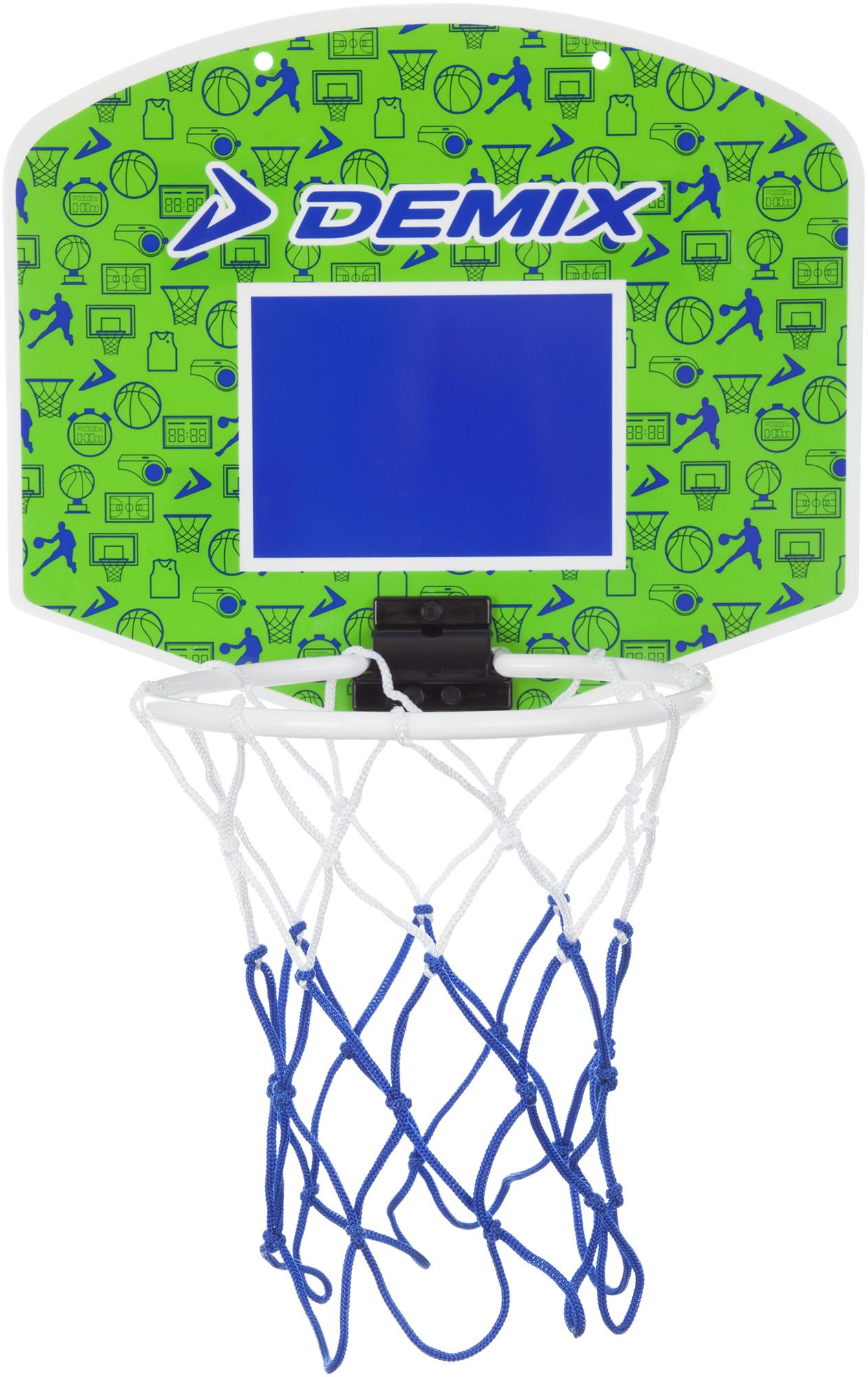 Demix Набор для баскетбола: мяч, щит Demix