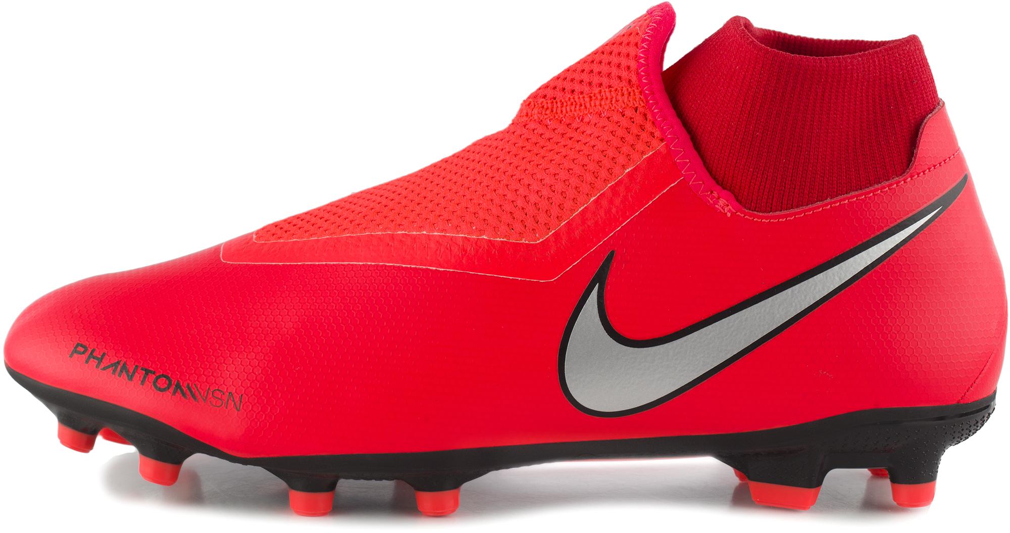 Nike Бутсы мужские Nike Phantom Vsn Academy DF FG/MG, размер 43,5 бутсы 2k sport hurricane fg lime black 125326